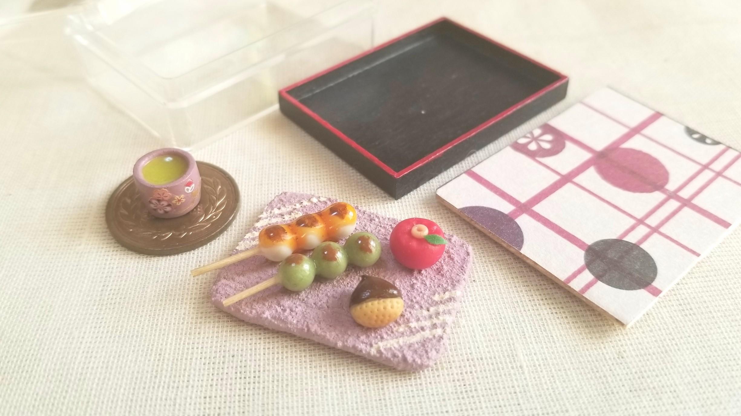 ミニチュア作家アート,かわいいおもちゃ,食品小物,写真,粘土作り