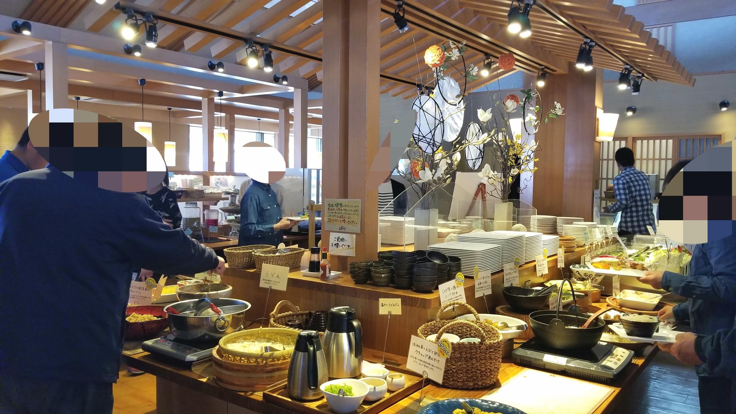 愛媛県ふきのとう,おいしいおすすめ食べ放題バイキングランチ