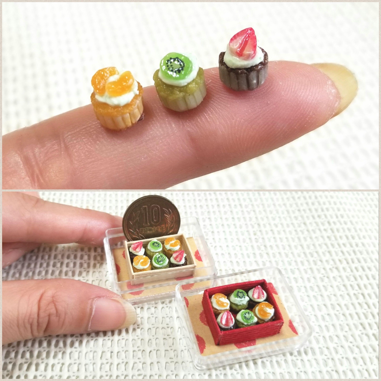 ミニチュアフード,ミンネで販売,値引き,値下げセール中,かわいい小物