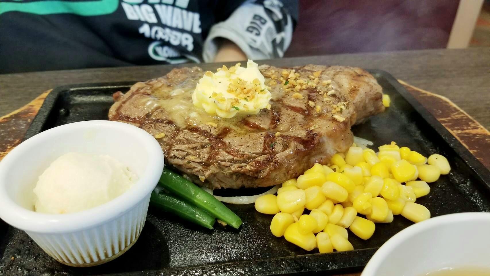 愛媛県グルメブログ美味しいステーキ食堂肉安くて食べ歩きおすすめ