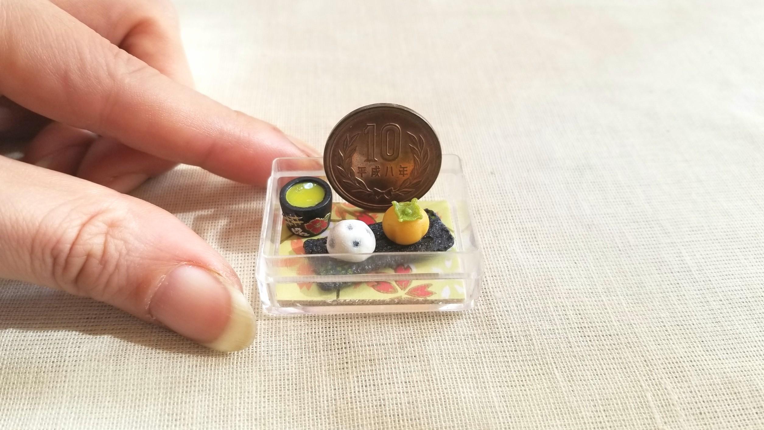ミニチュアフード和菓子,かわいいドール用品小物,お薦めおもちゃ