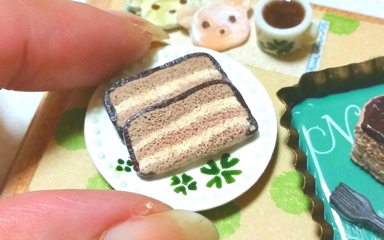 フェイクケーキ,チョコレートスイーツ,しっとり生チョコ,美味しい