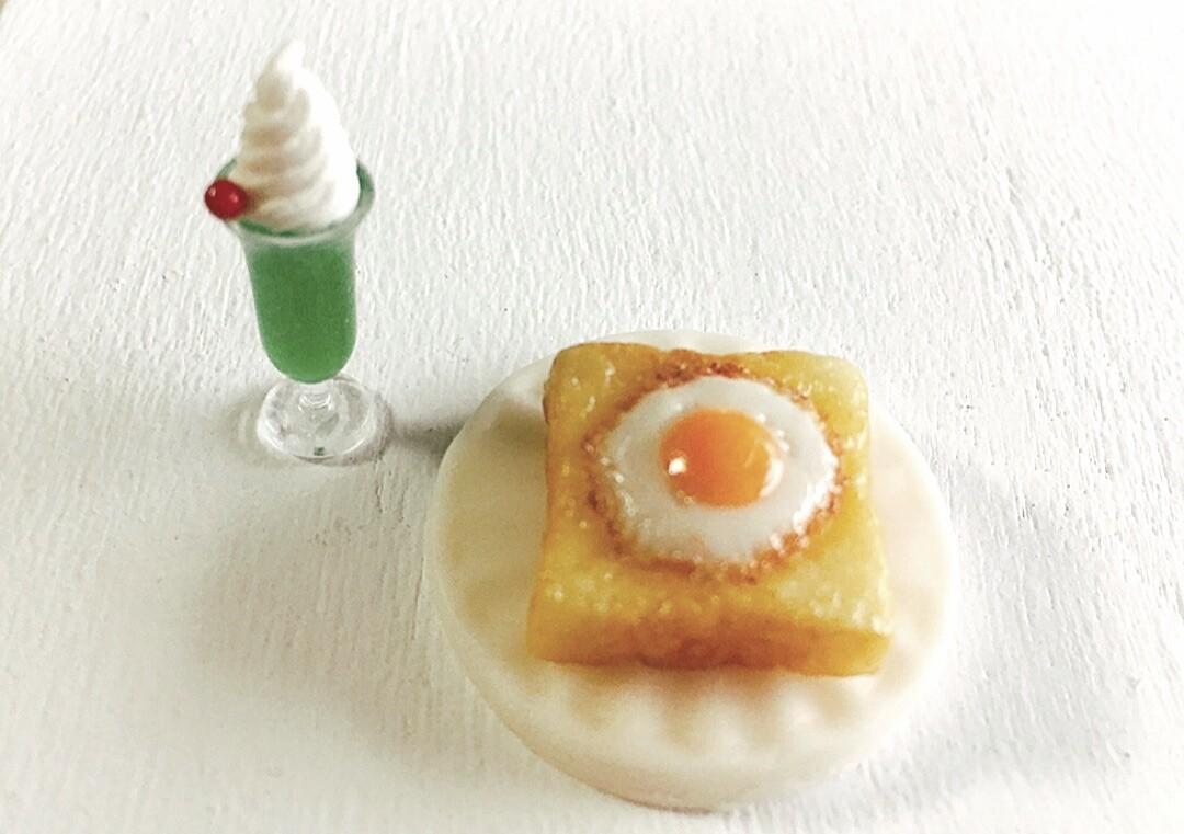 小さい可愛いミニチュアフードパン飲み物おすすめ人気商品リアルな