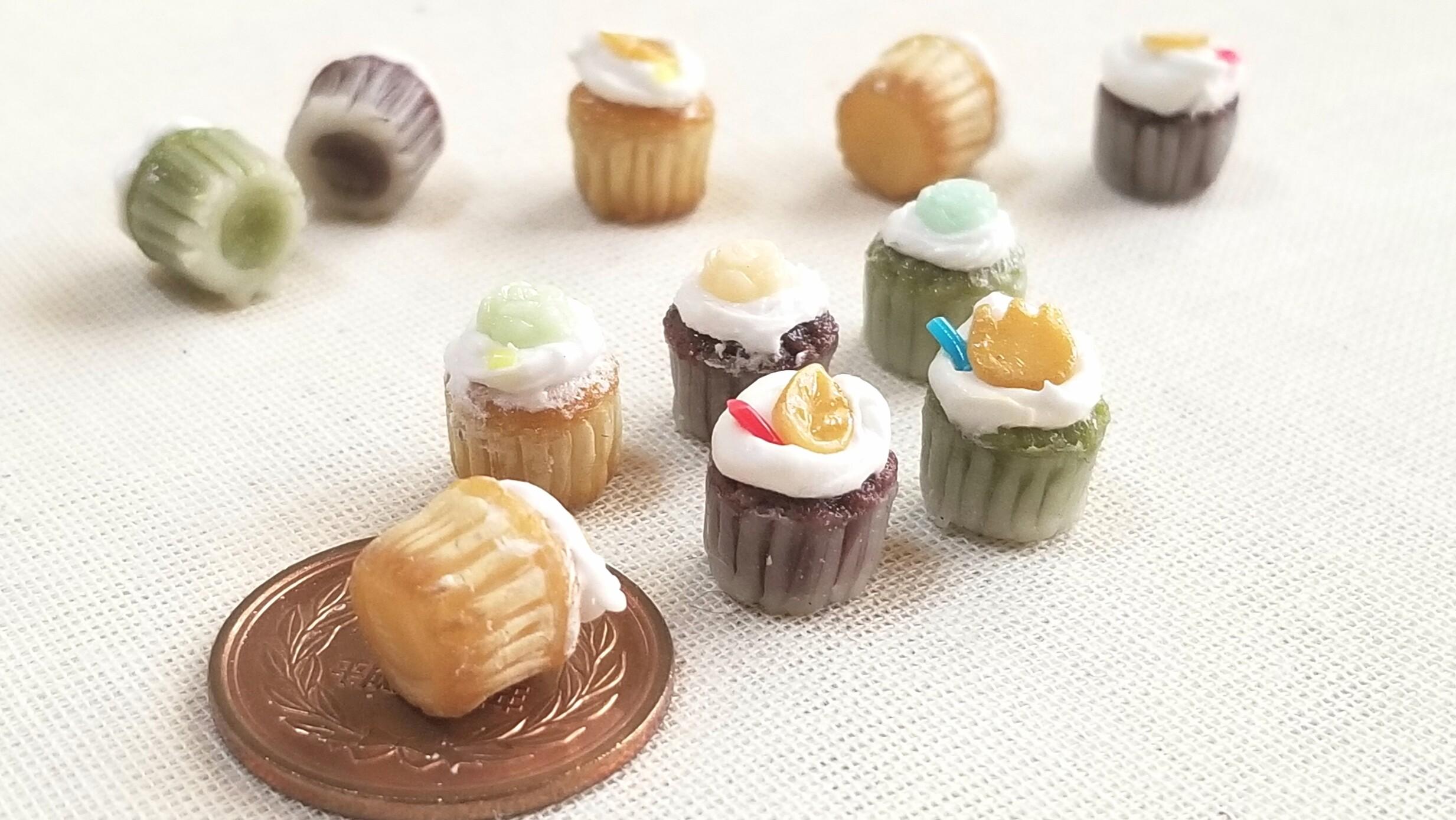 おいしいお薦め人気有名店カップケーキ屋洋菓子焼きスイーツかわいい