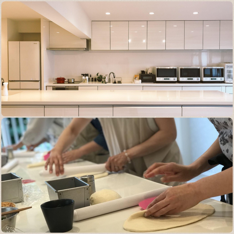 パン教室,東京渋谷区,田中優子先生,おいしいパンを作り,料理教室