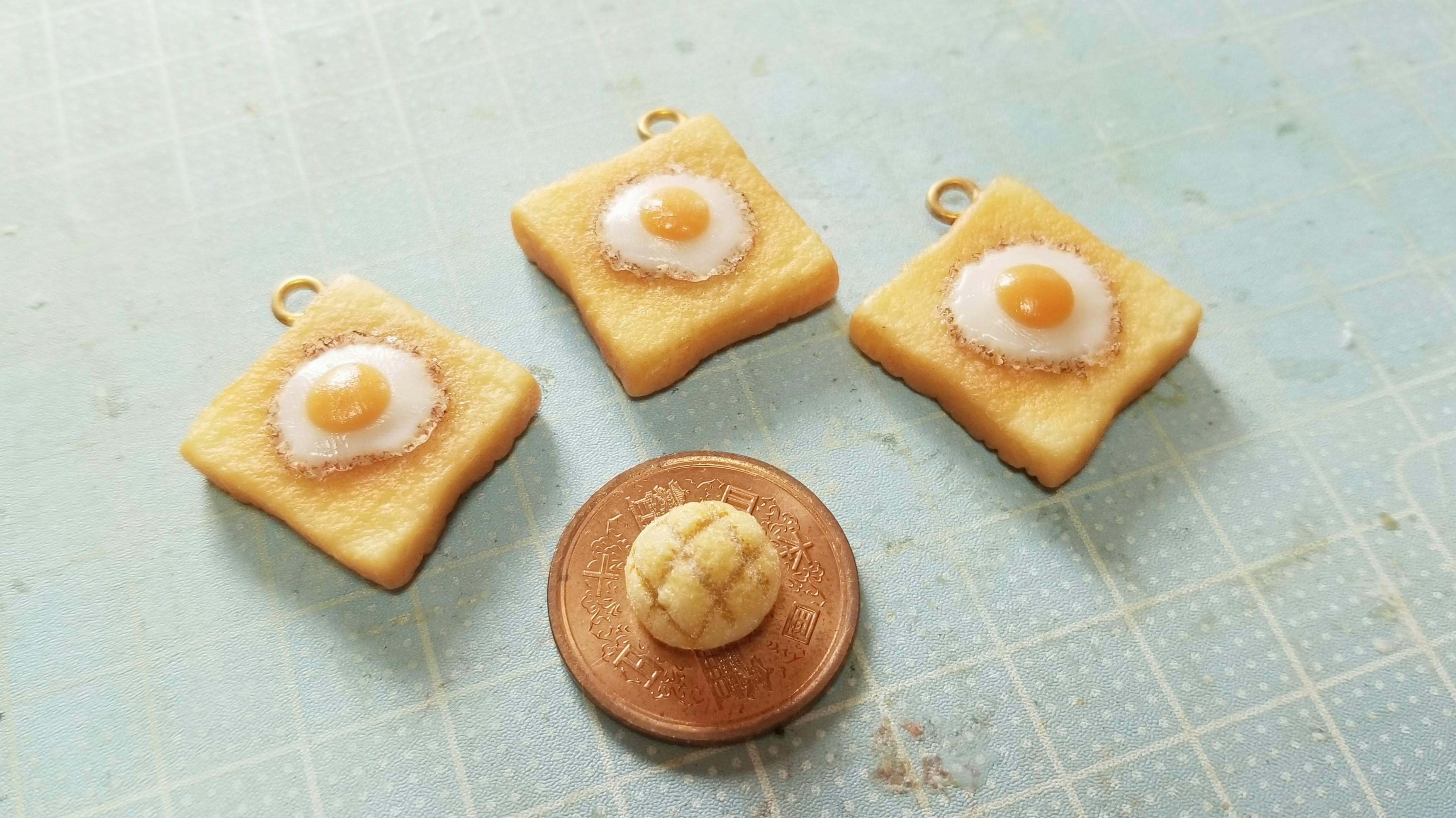 ハンドメイド小物手作り仕事ミニチュアパンかわいいおすすめ人気商品