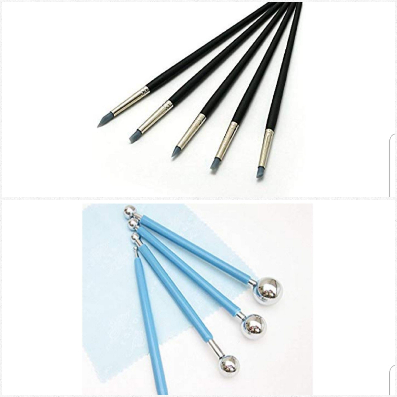 揃えておくと便利な材料と道具,ミニチュアフードの作り方,細工棒