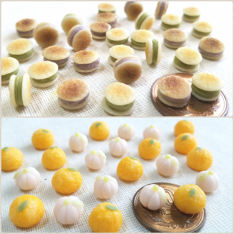 和菓子好き,生菓子,大好物,美味しそう,アート,ミニチュア,可愛い