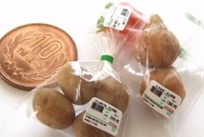 ミニチュアフード,有名おすすめ作家,shibazukeparipari,スーパー野菜
