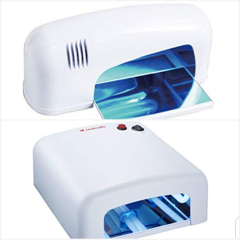 レジン照射器,ミニチュアフードの作り方に必要な道具や材料,UVライト