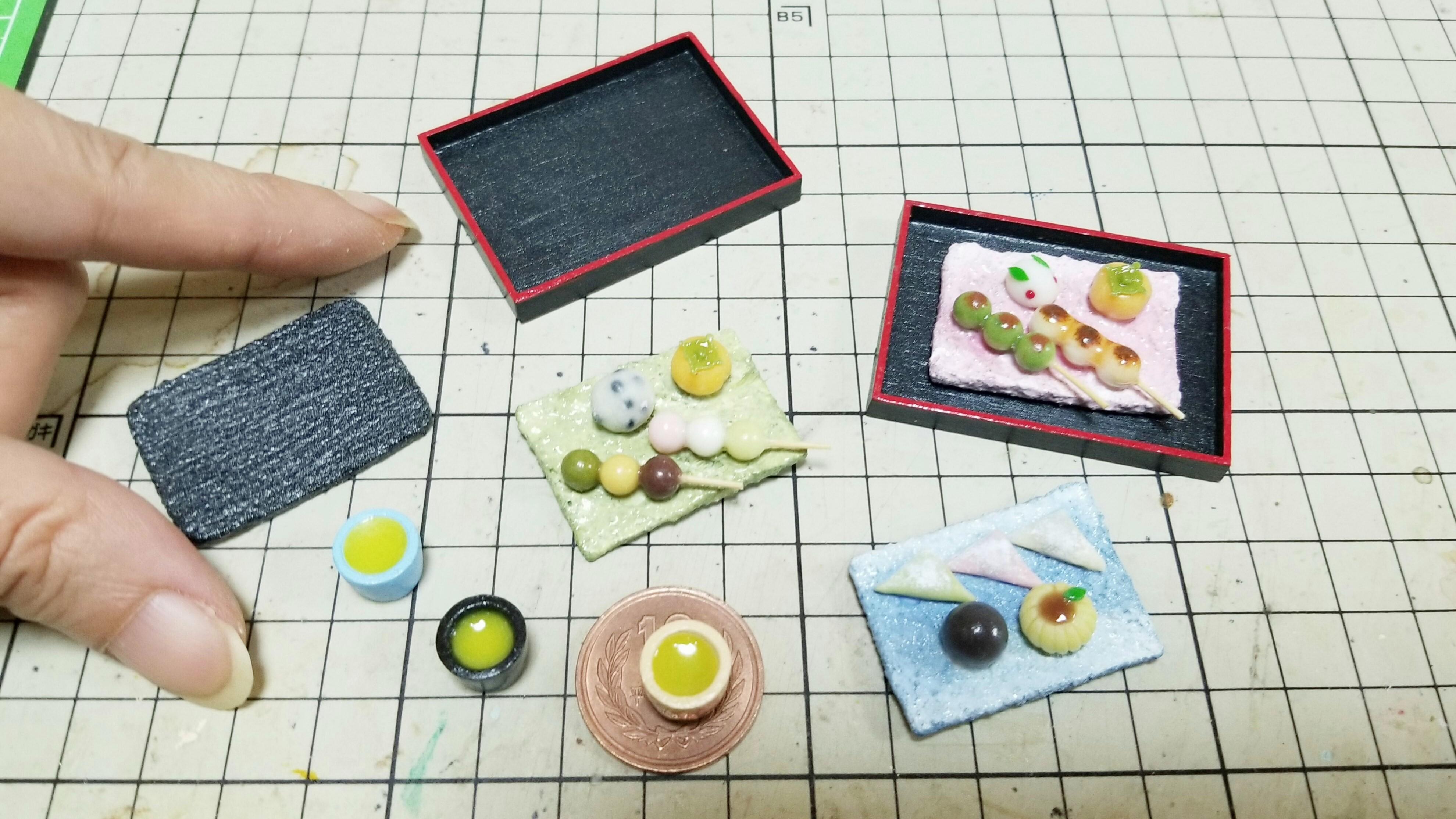 おいしい美味しそうな画像和菓子おすすめ人気商品ミニチュアブログ