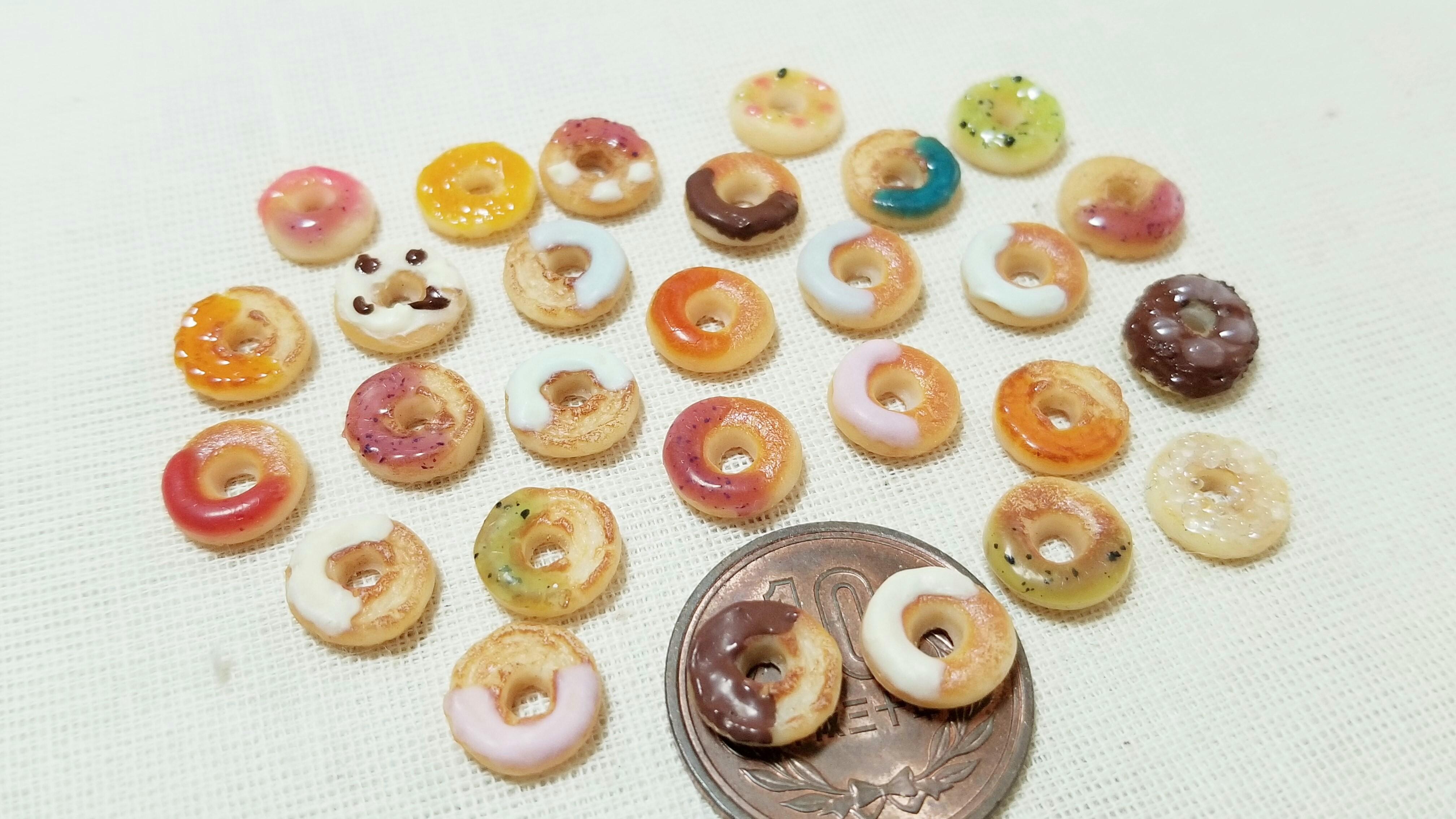 リアルな食品サンプルミニチュア写真画像かわいいお菓子スイーツ販売