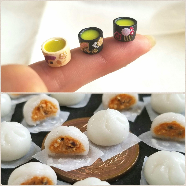 ミンネの日,クーポン,Yomogi's Happiness,ミニチュアフード,肉まん