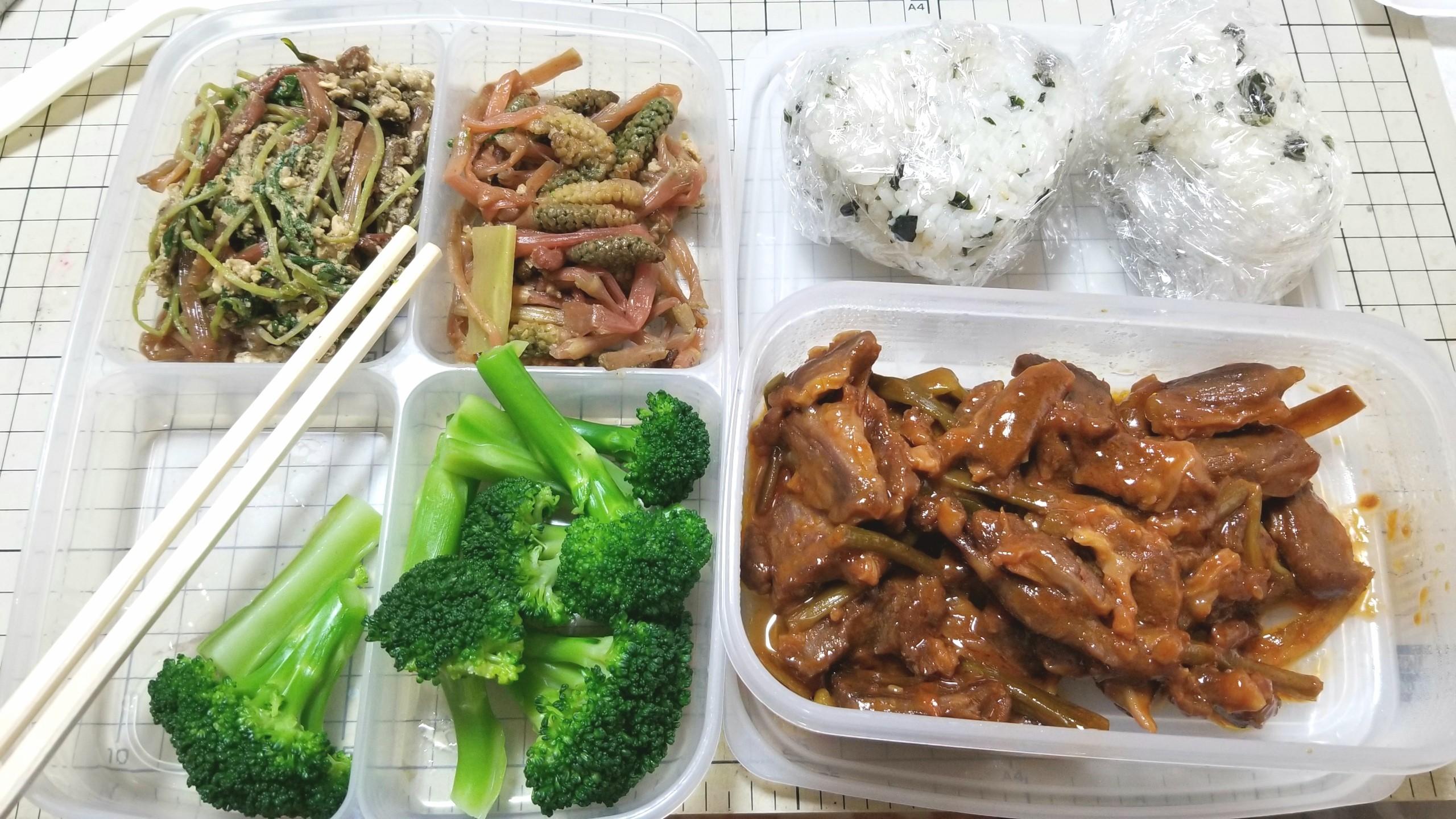 つくし料理,おいしい手料理嬉しい,助かる線維筋痛症ブログ,炒め物
