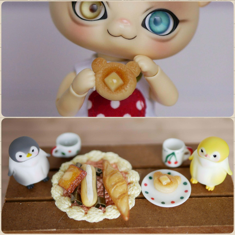 東京ドールハウスミニチュアショウ,フード,戦利品,可愛い,小さいパン