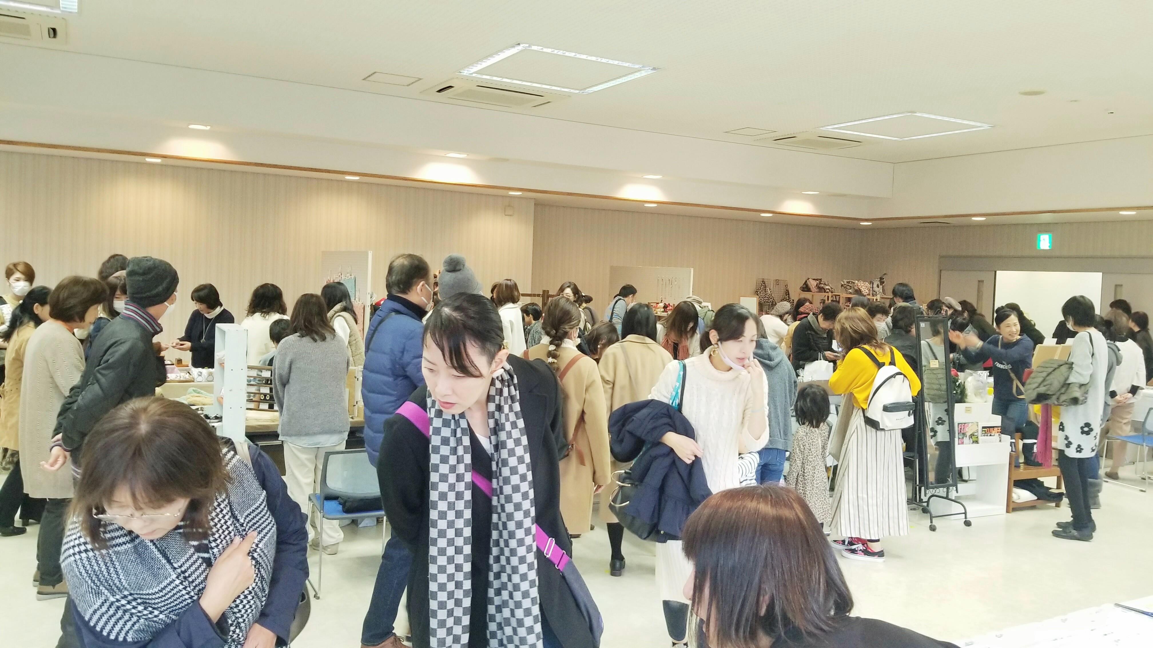 松山市砥部町ハンドメイドミニチュアフードイベント賑わう楽しい