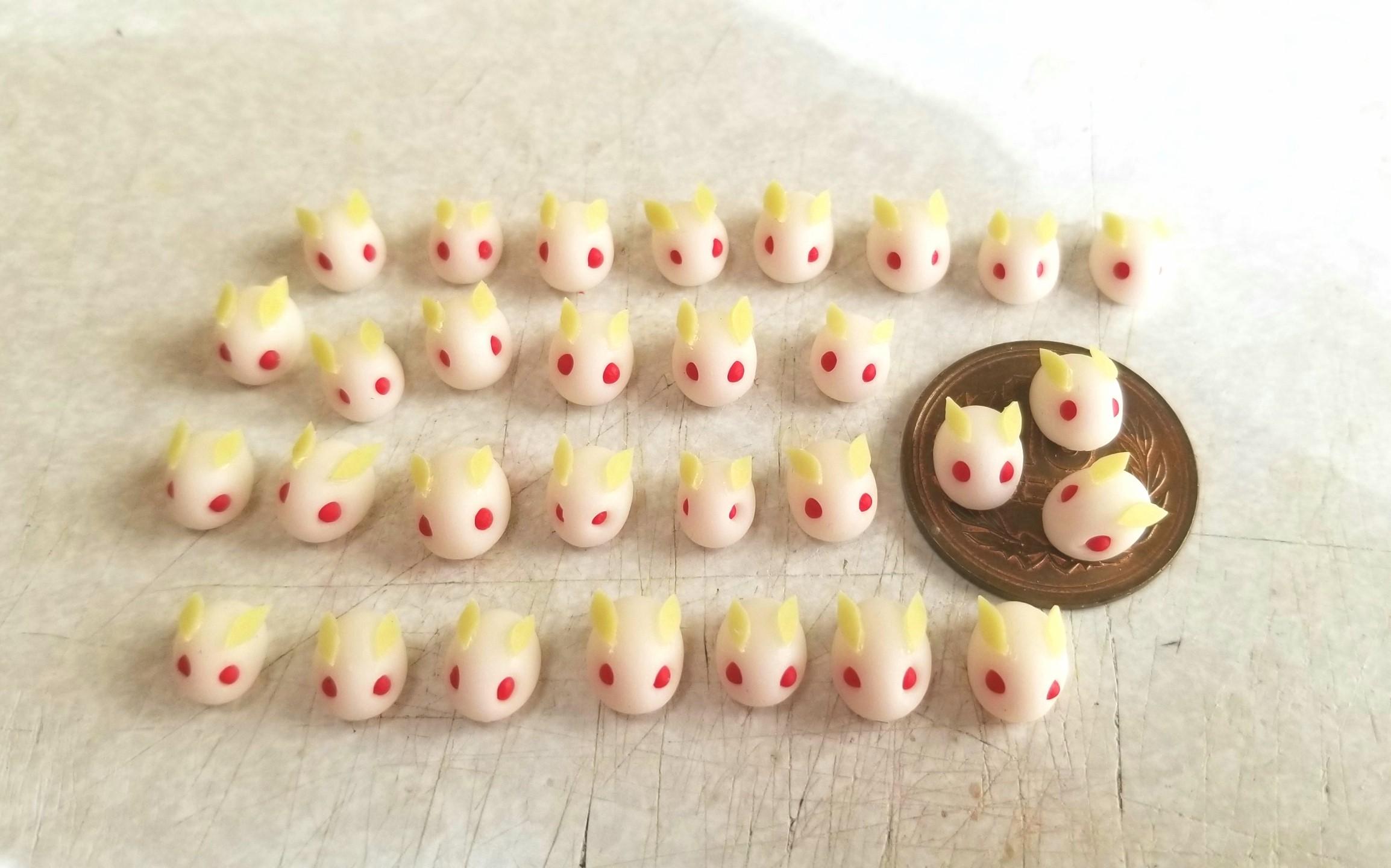 ミニチュア,和菓子,うさぎ饅頭,リカちゃん人形,バービー人形