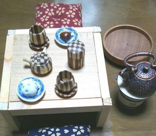 小さなミニチュアフードの世界展手作りハンドメイド小物かわいい商品