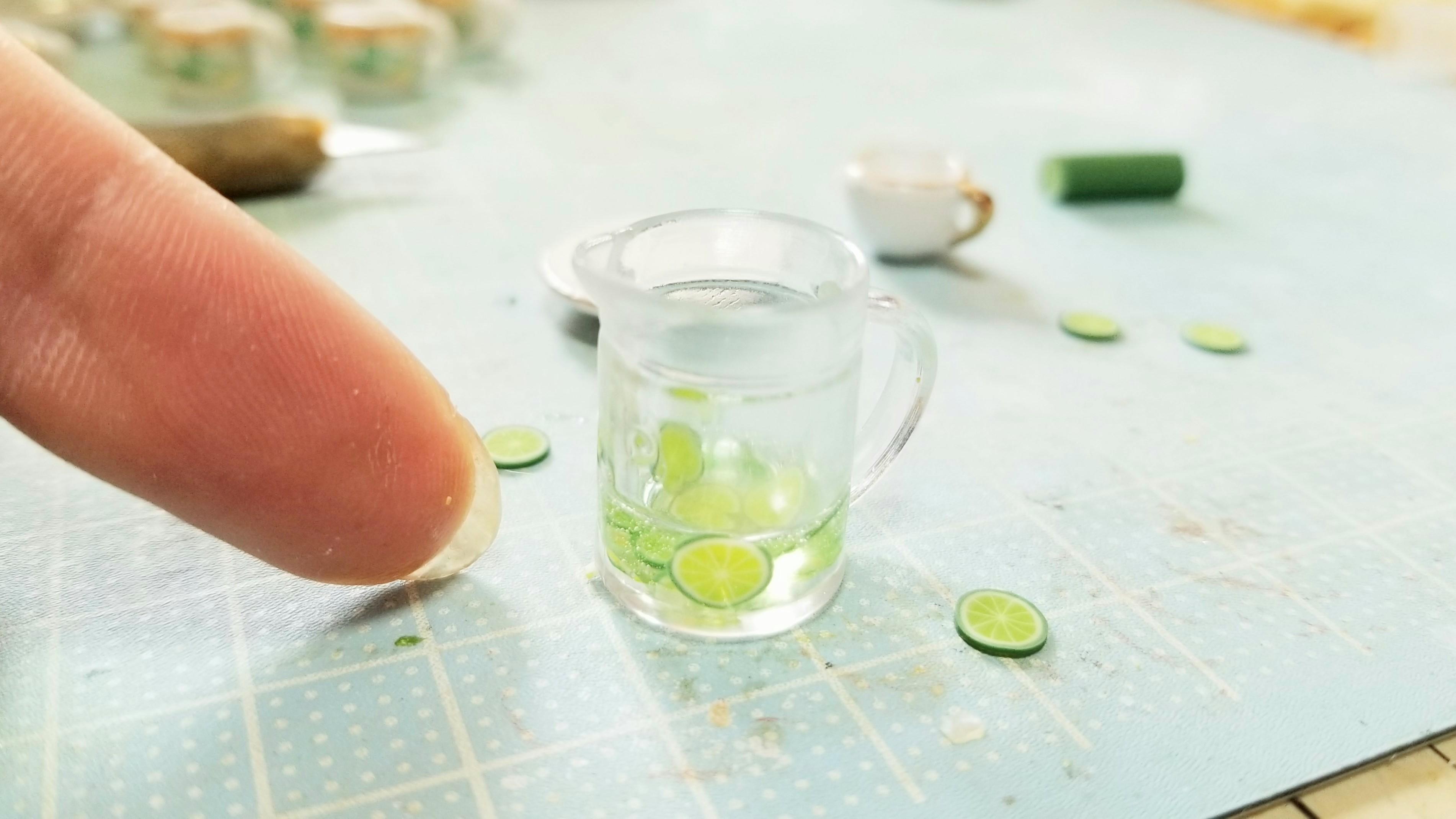 ミニチュアフードの作り方かわいいドリンク飲み物ミンネおすすめ人気