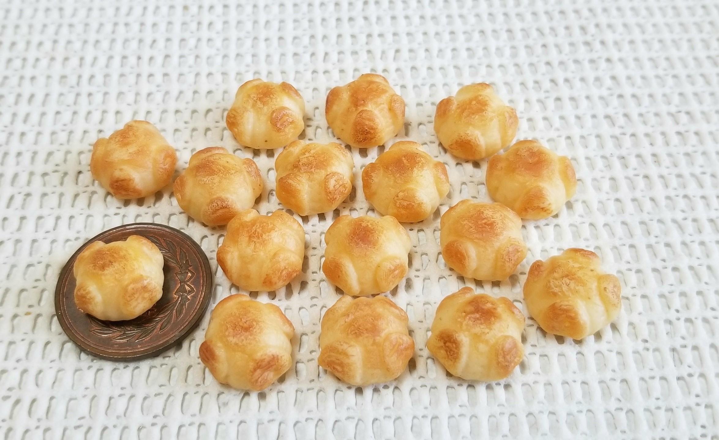 ミニチュア, パン, もっちり系カンパーニュ, 食品サンプル, ブライス