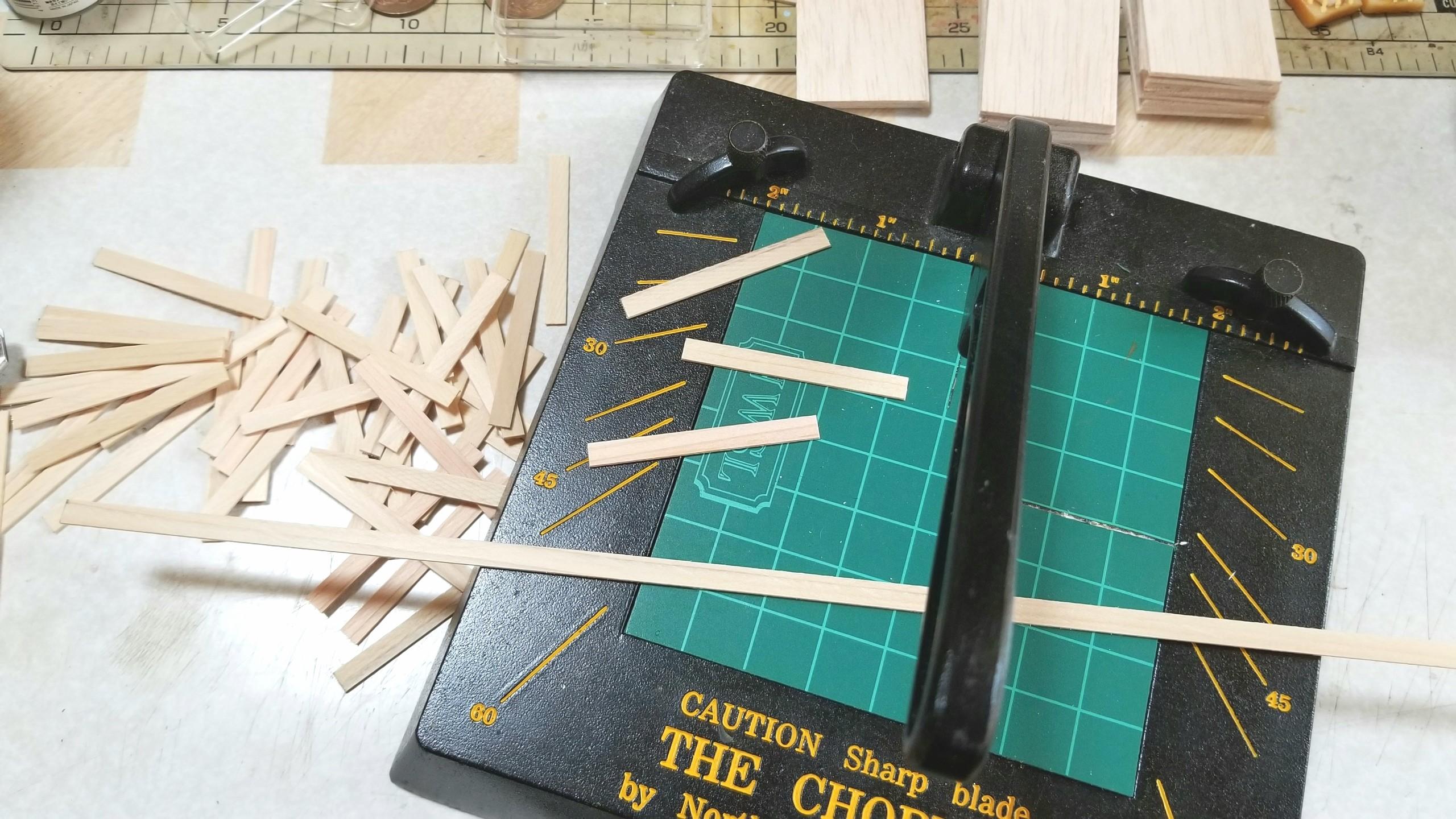 おぼん,作り方,ミニチュアフード,ひのき,桧,木工作業,チョッパー