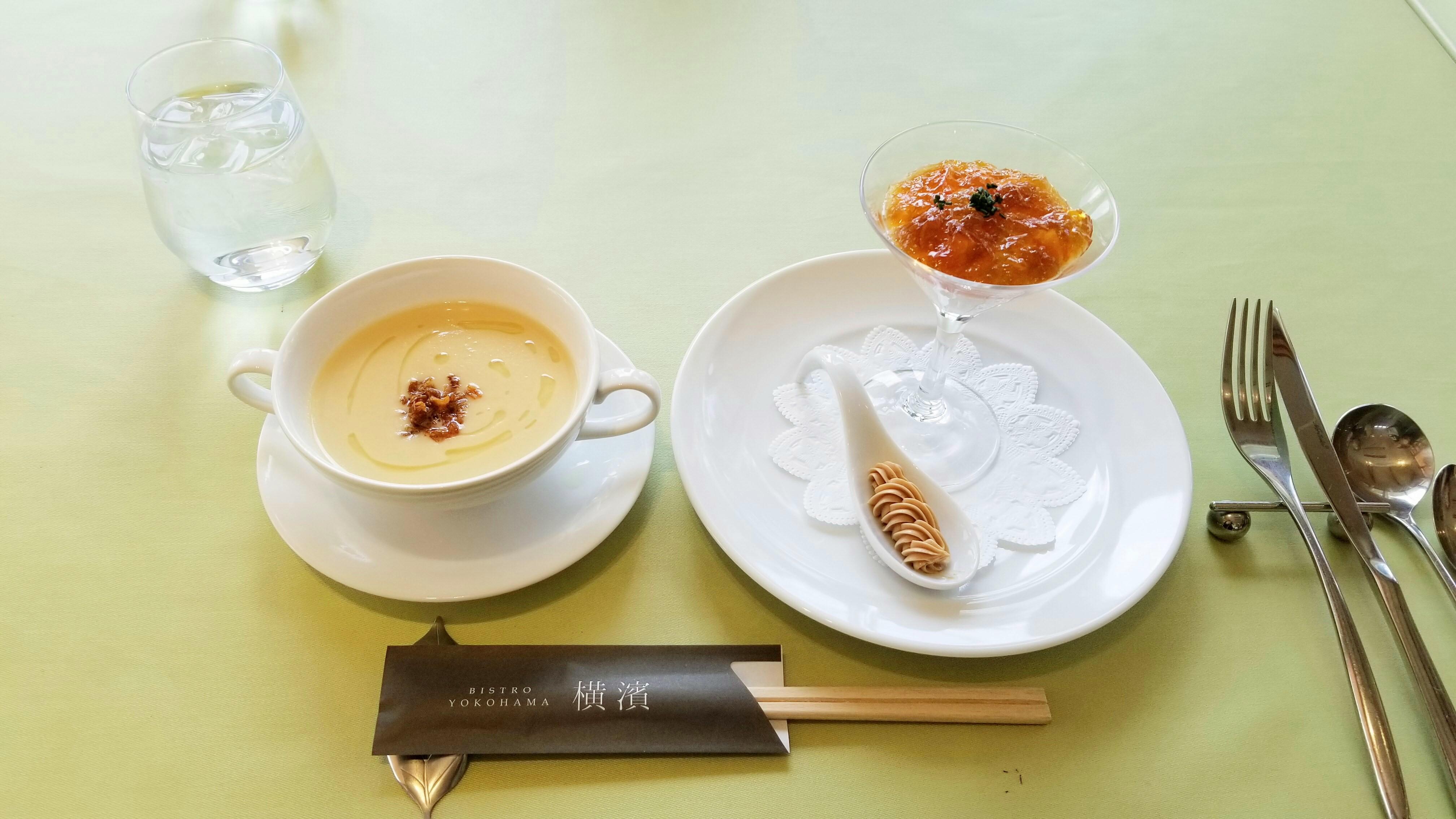 愛媛県松山市フランス料理おいしい安いお手頃横濱おすすめランチ