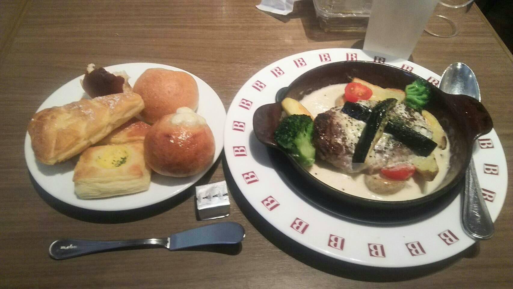 愛媛県伊予市エミフル松前ハンバーグ食べ放題ランチグルメ松山人気