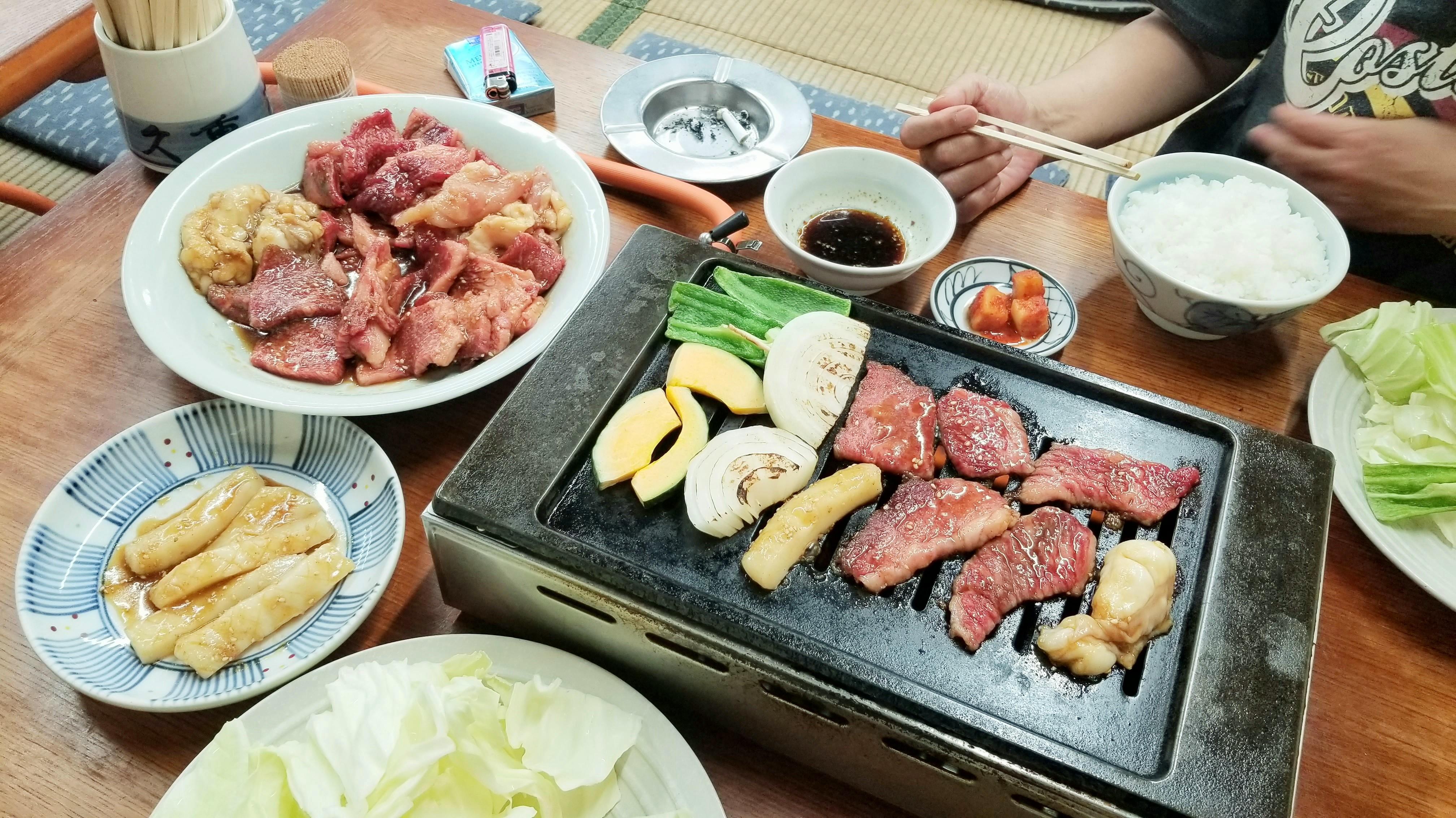 めちゃくちゃおいしい安いコスパ良い焼肉屋専門店ふくしげ松山グルメ