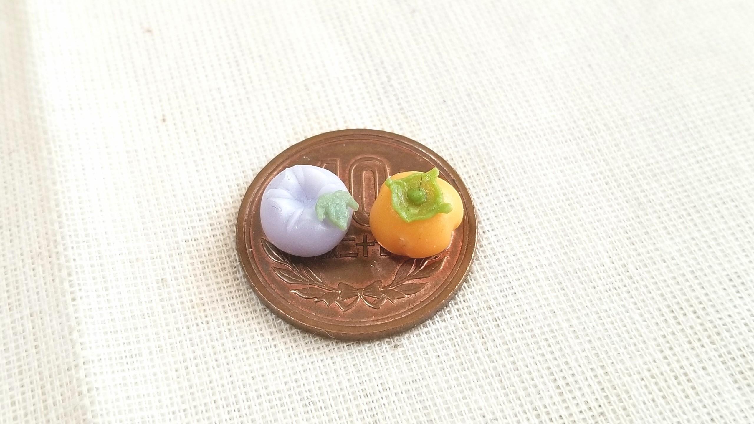 和菓子,ミニチュアフード,キューポッシュ,cocoriang,豆ピカソ,オビツ