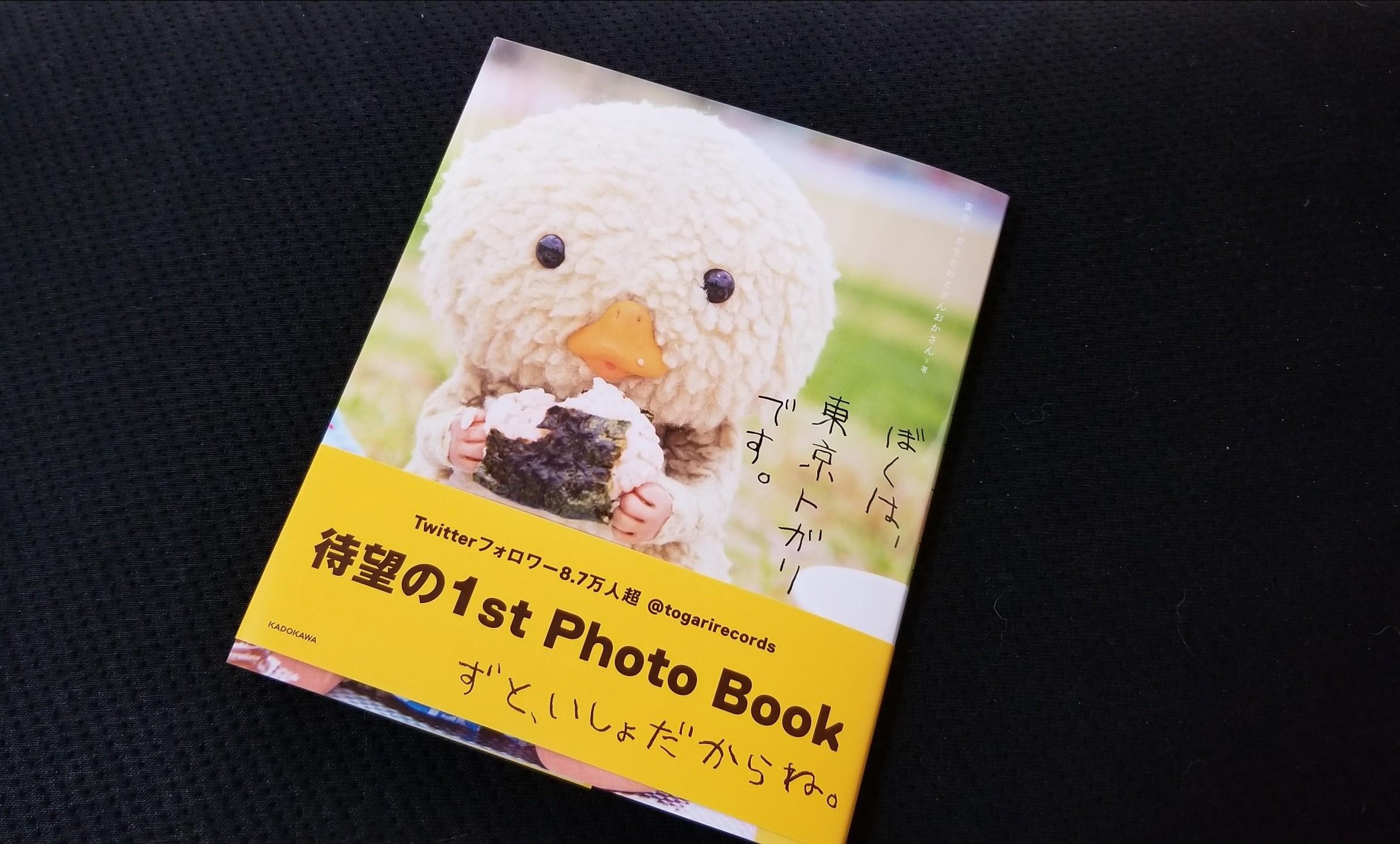 写真集,東京トガリ,フォトブック,感想,可愛い,切ない