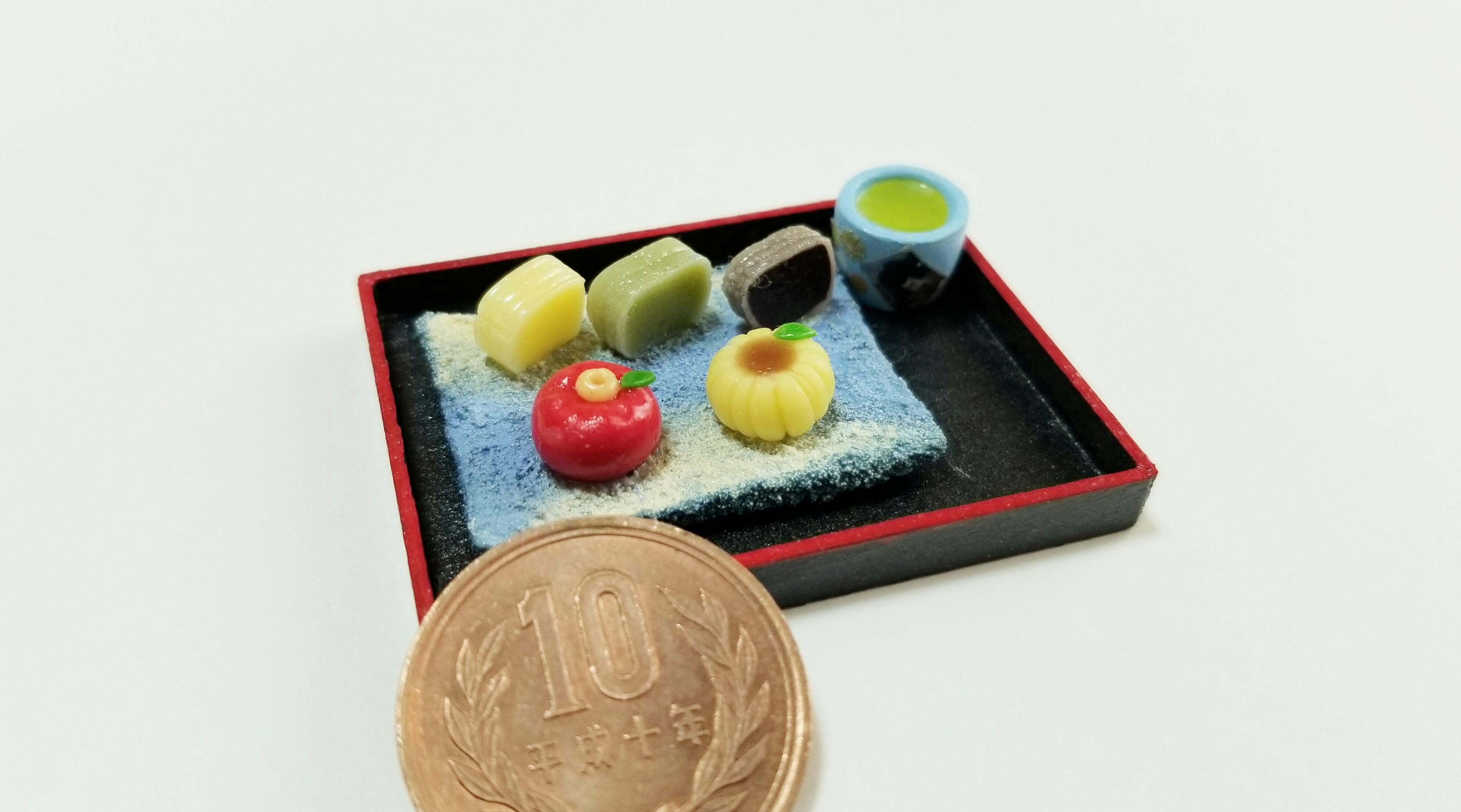 かわいいおすすめドール用品小物オビツ11シルバニア和菓子ブログ
