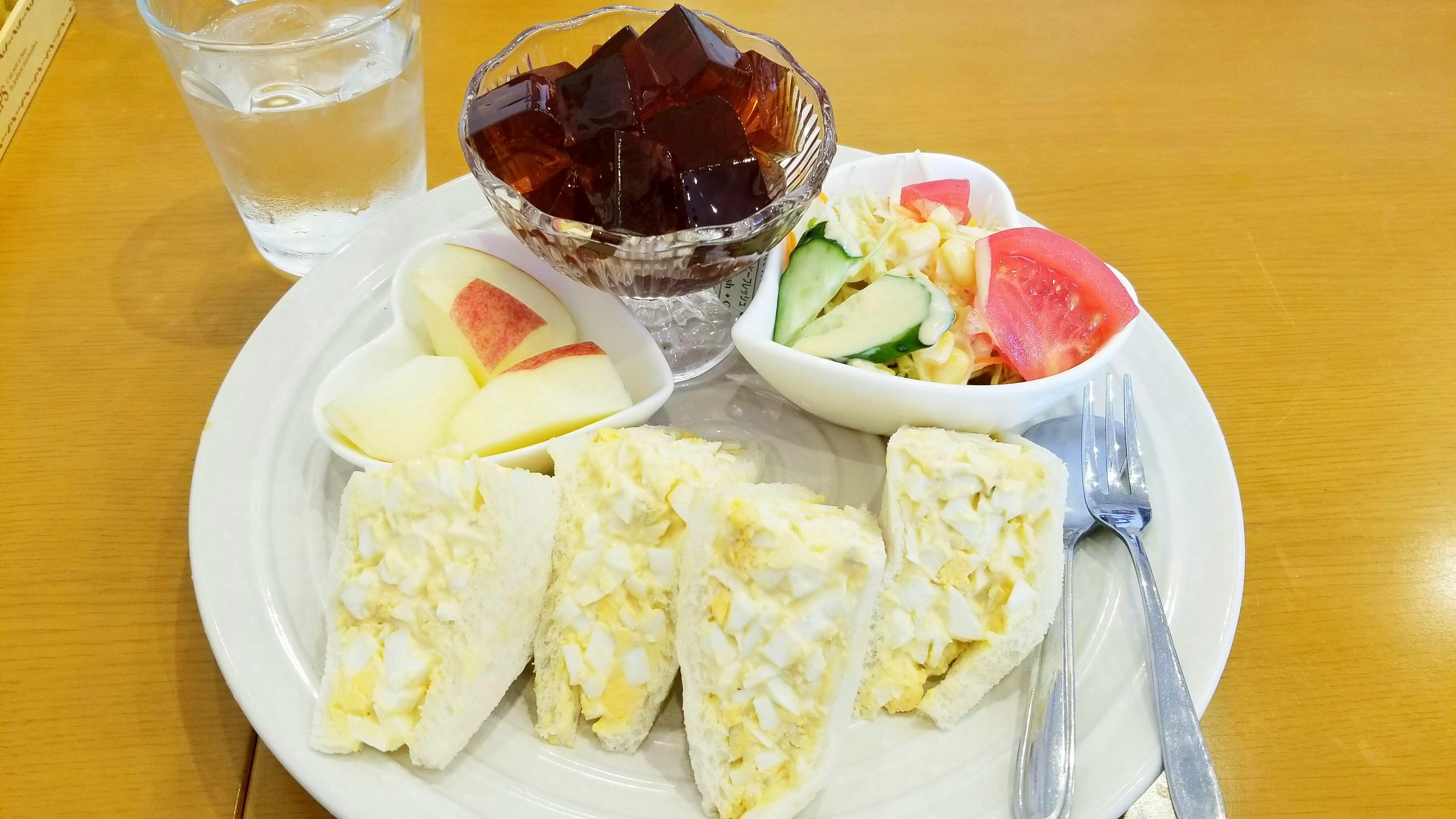 たまごサンドうますぎ人気有名店松山市たっぷり絶品映えヘルシー