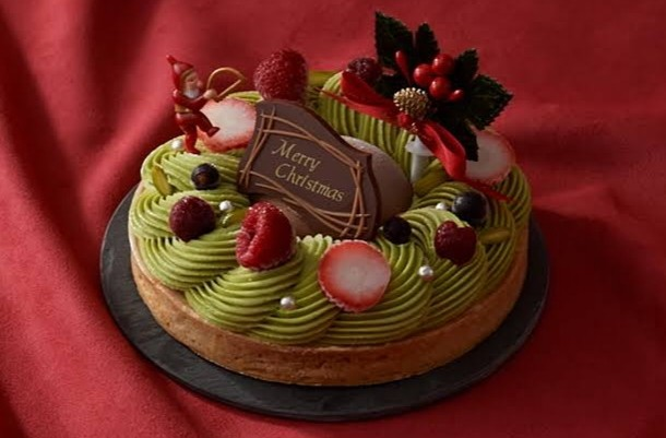 彼氏とクリスマスイヴ,抹茶ケーキ選び,モンブラン,迷う,よもぎブログ