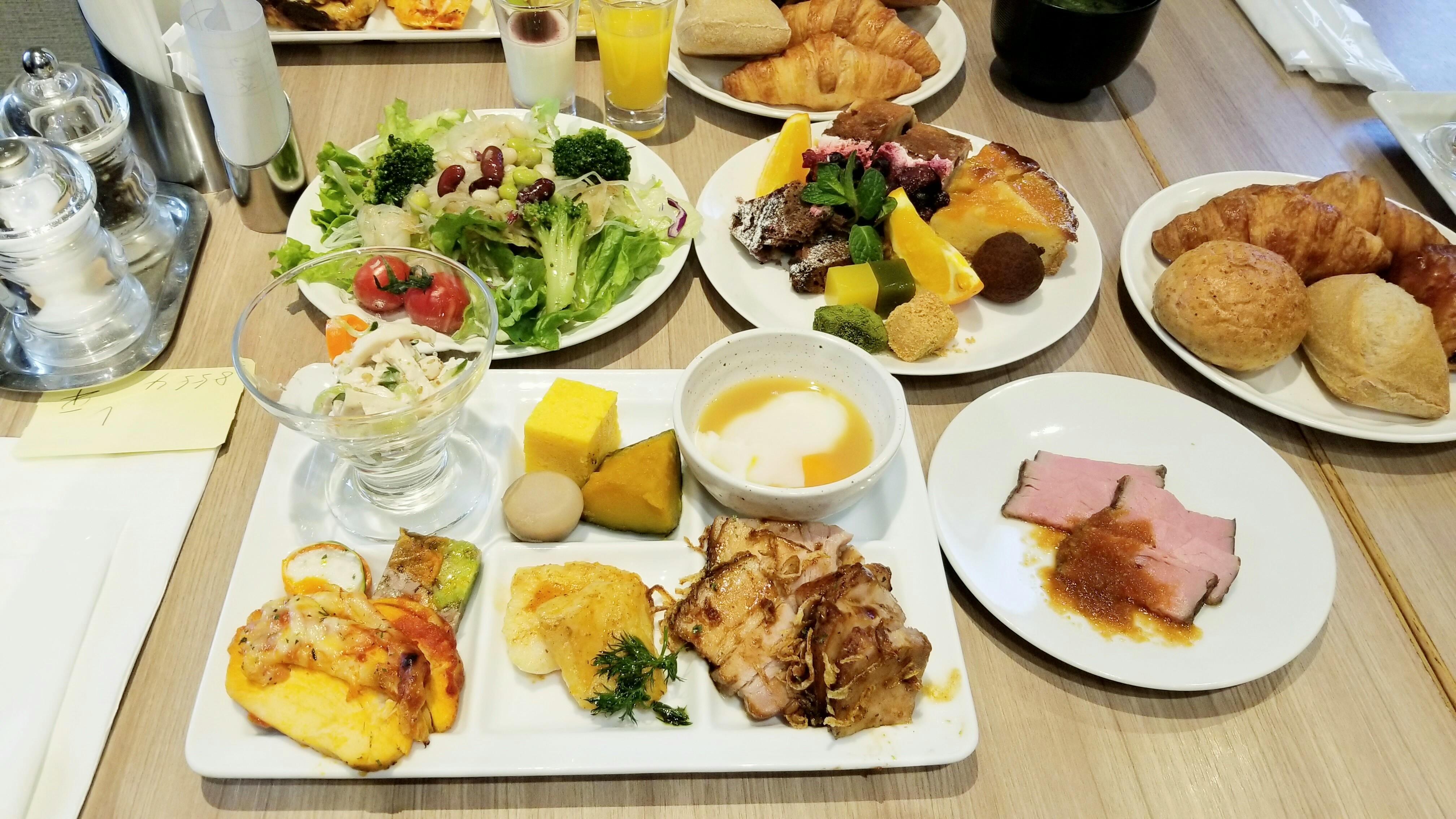 ホテルバイキング東急メニュー人気ランチ愛媛県松山市おすすめ画像