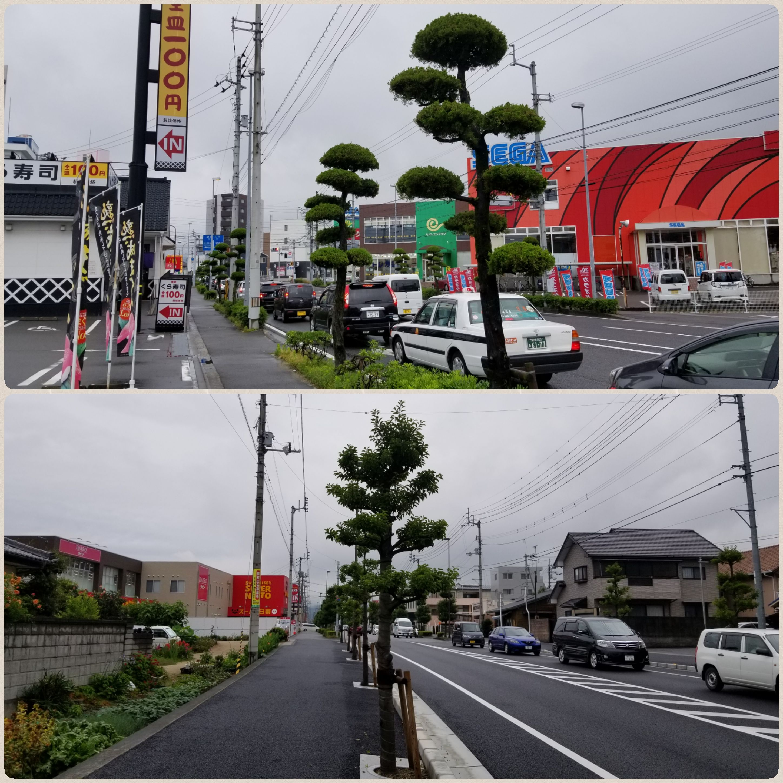 買い物,愛媛県,ショッピング,歩く,散歩,散策,雨の中のんびり,疲れた