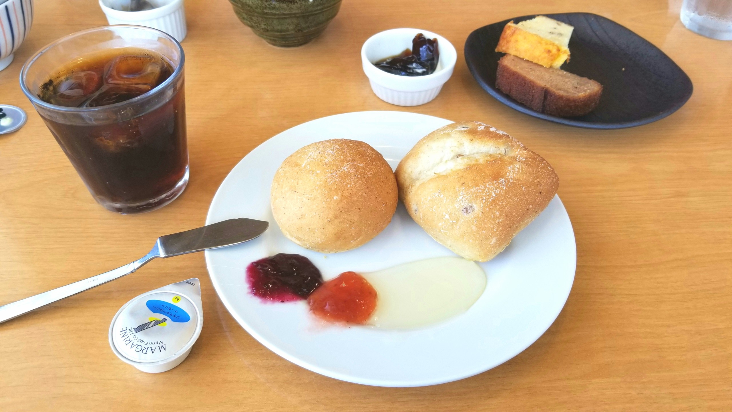 バイキング食べ放題パン和食おしゃれ美味しいおすすめ人気ビュッフェ