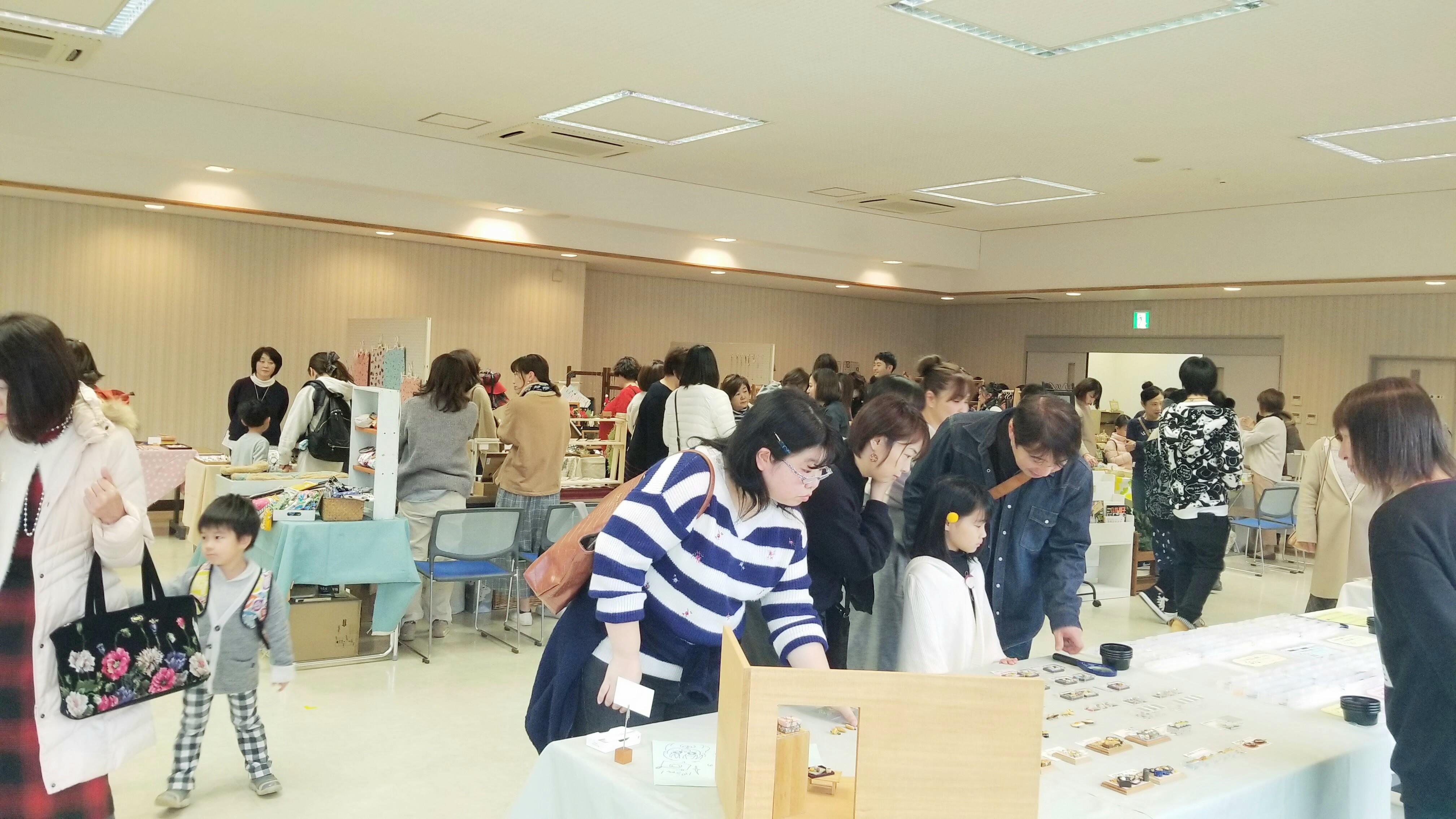愛媛県砥部町ハンドメイドイベントミニチュアフード作家松山市