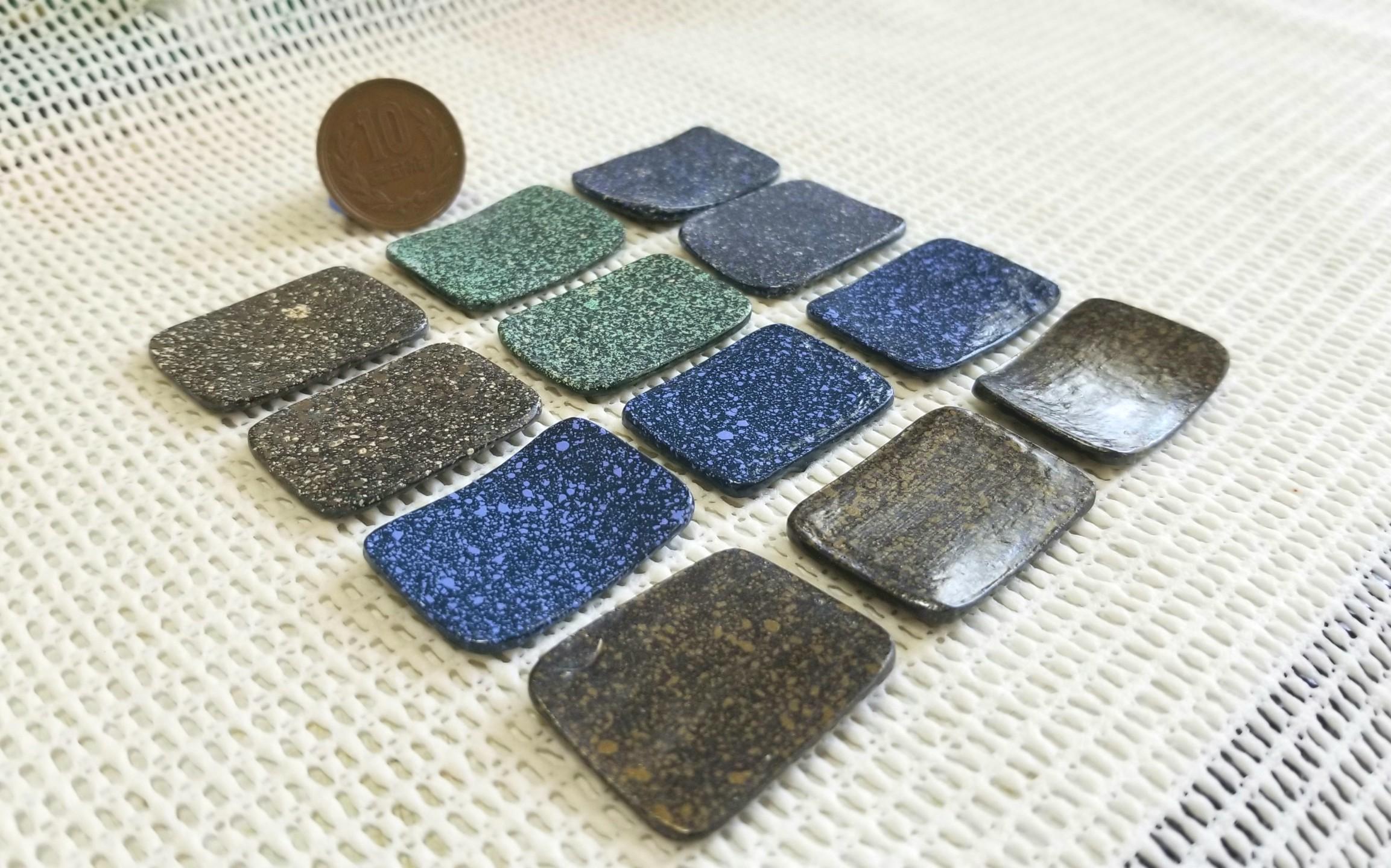 ミニチュアフード,和風,陶器,お皿,食器,作り方,石粉粘土,オビツ11