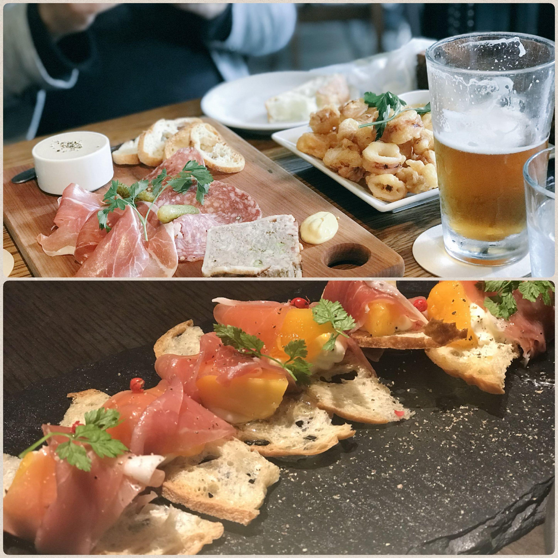 たまには楽しく外食,ご主人様と外食デート,大切な二人の時間,肉料理