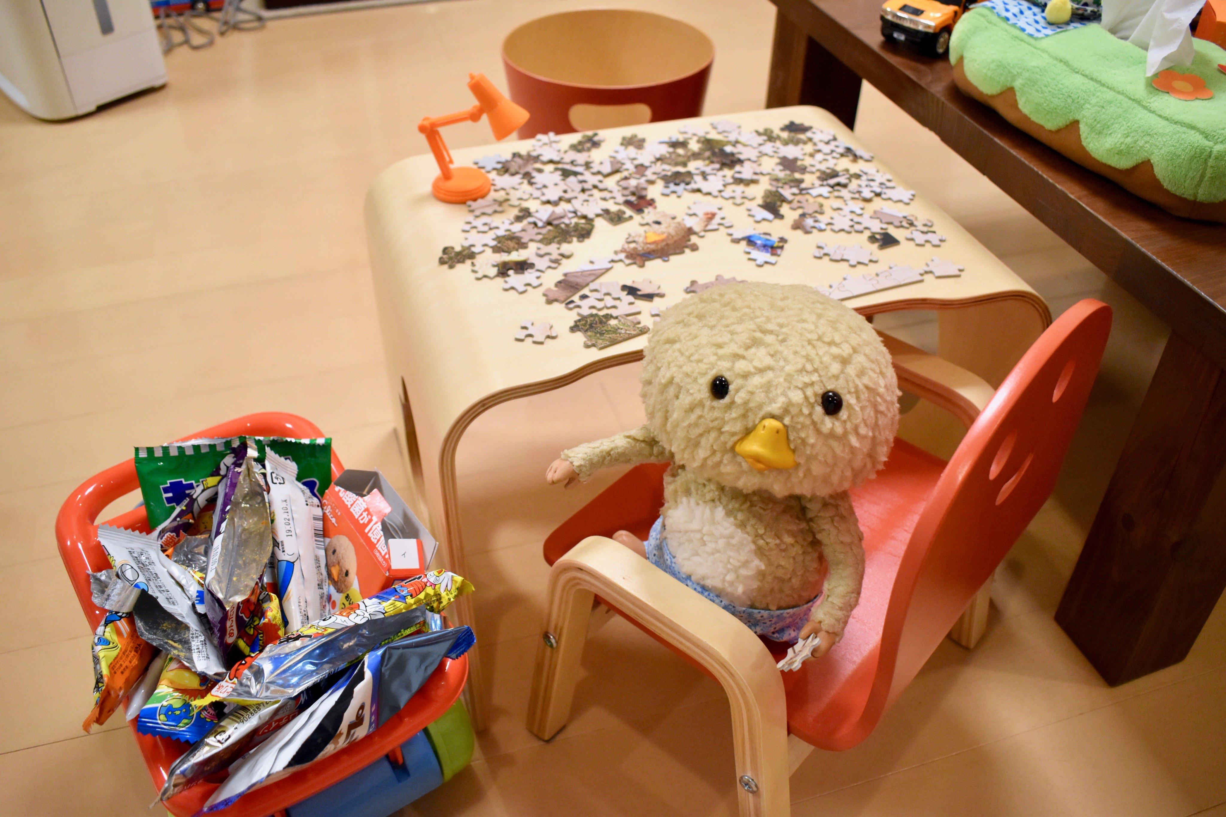 東京トガリ,大好き,かわいい,年末大晦日,楽しみ,ぬいぐるくん,ノラ