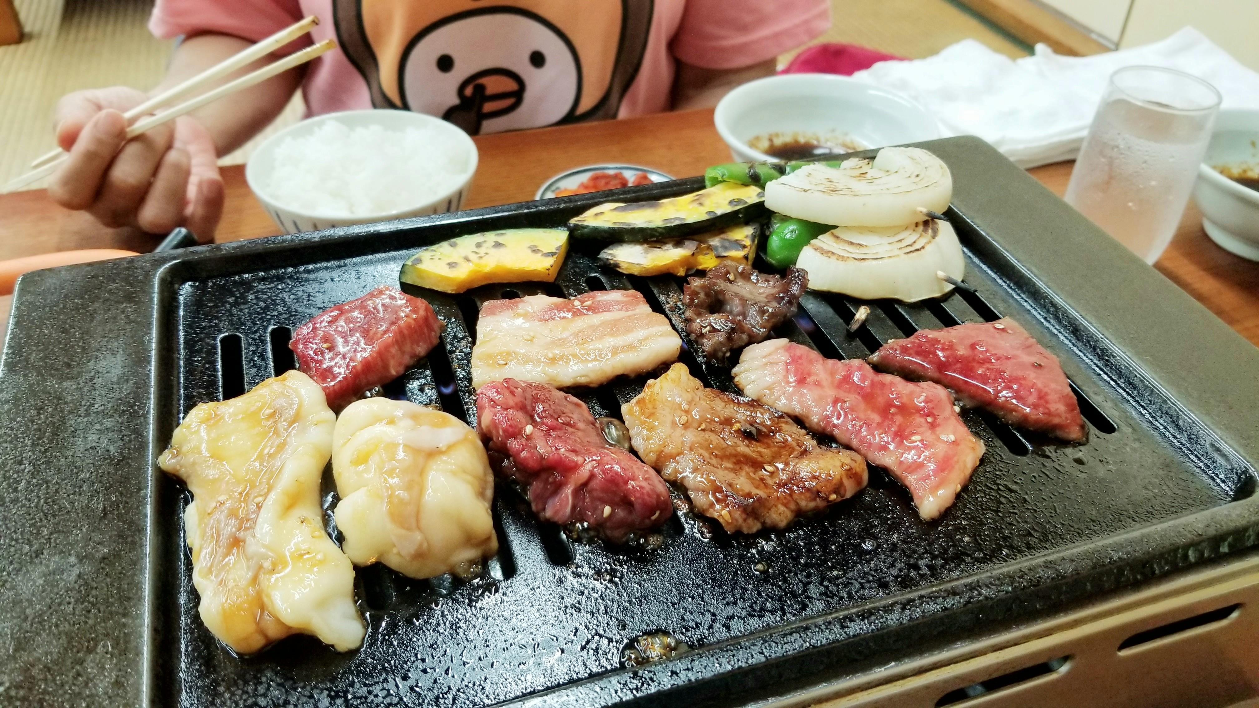 愛媛県松山市おすすめ人気焼肉屋店富久重美味しいコスパ最高安い