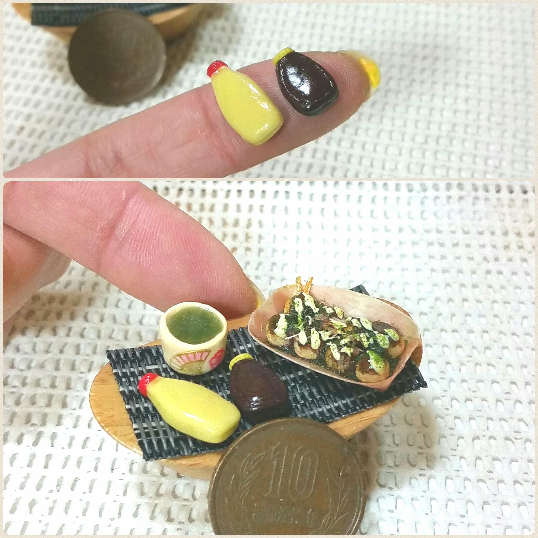 ミニチュアたこ焼き,大阪名物,出来たておいしい,おすすめブログ