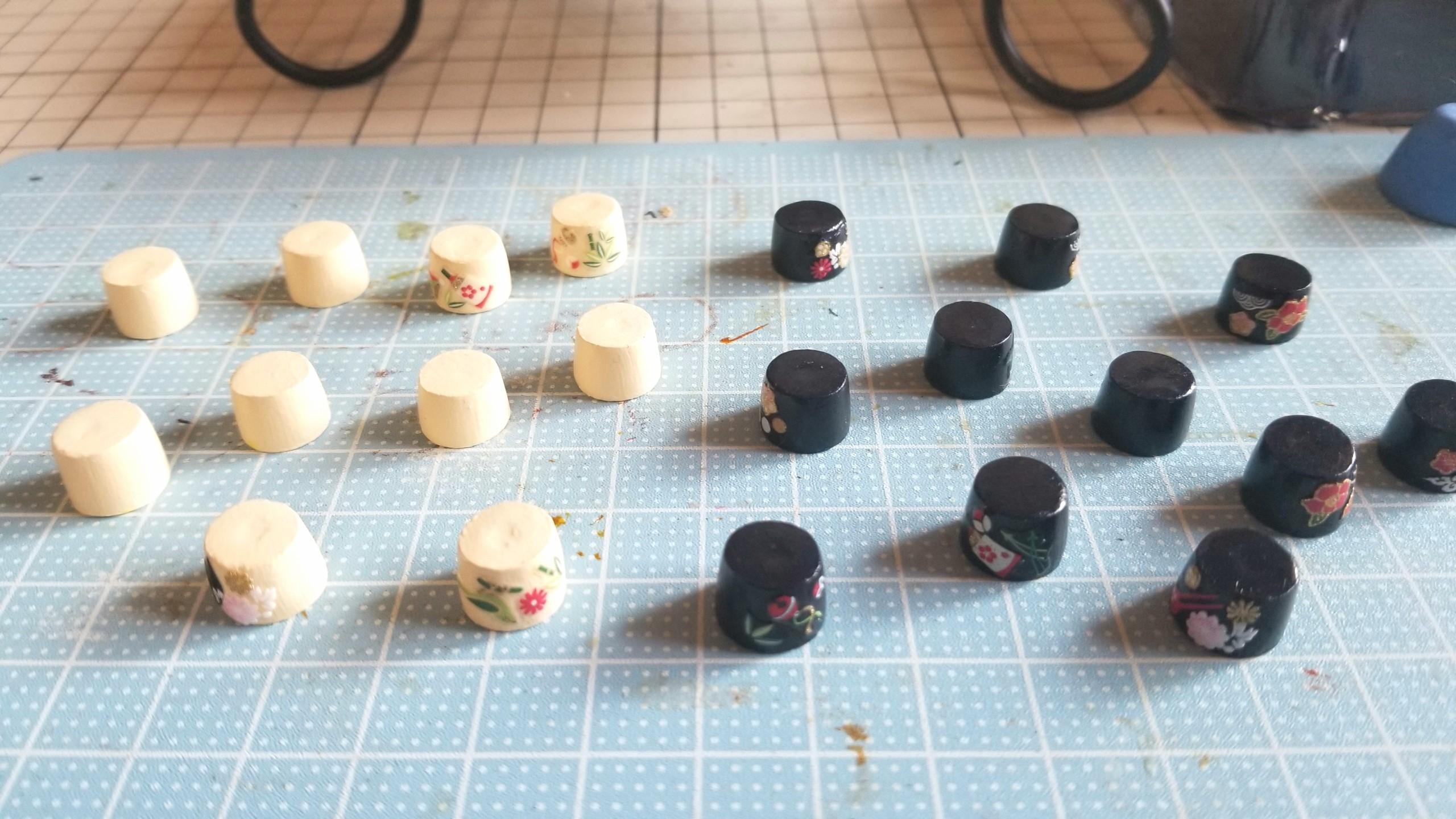 ミニチュアフード,お抹茶の作り方,可愛いドール用品小物,自作手作り