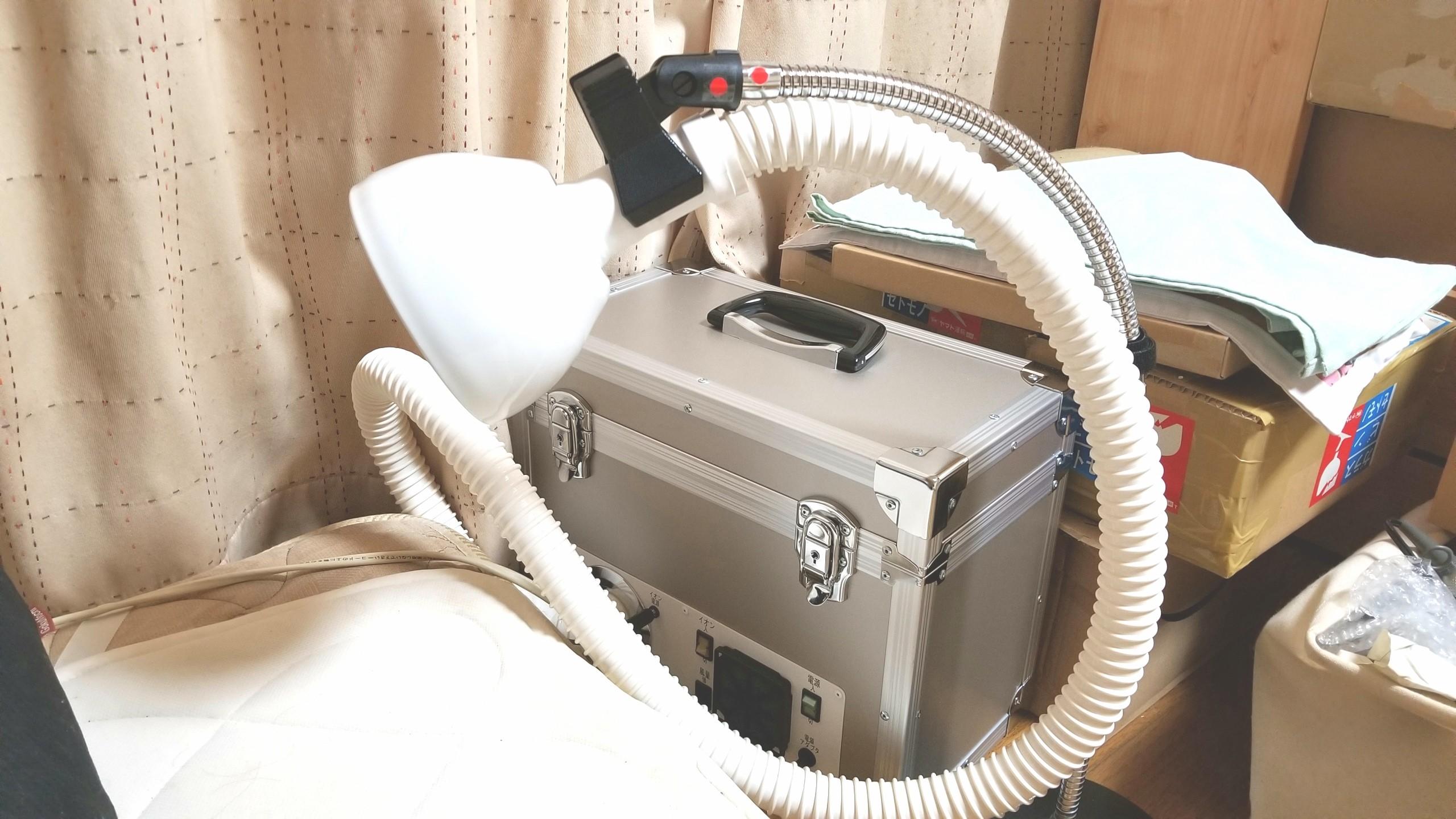 低放射線,ホルミシス効果治療,線維筋痛症,痛みが消える吸引器