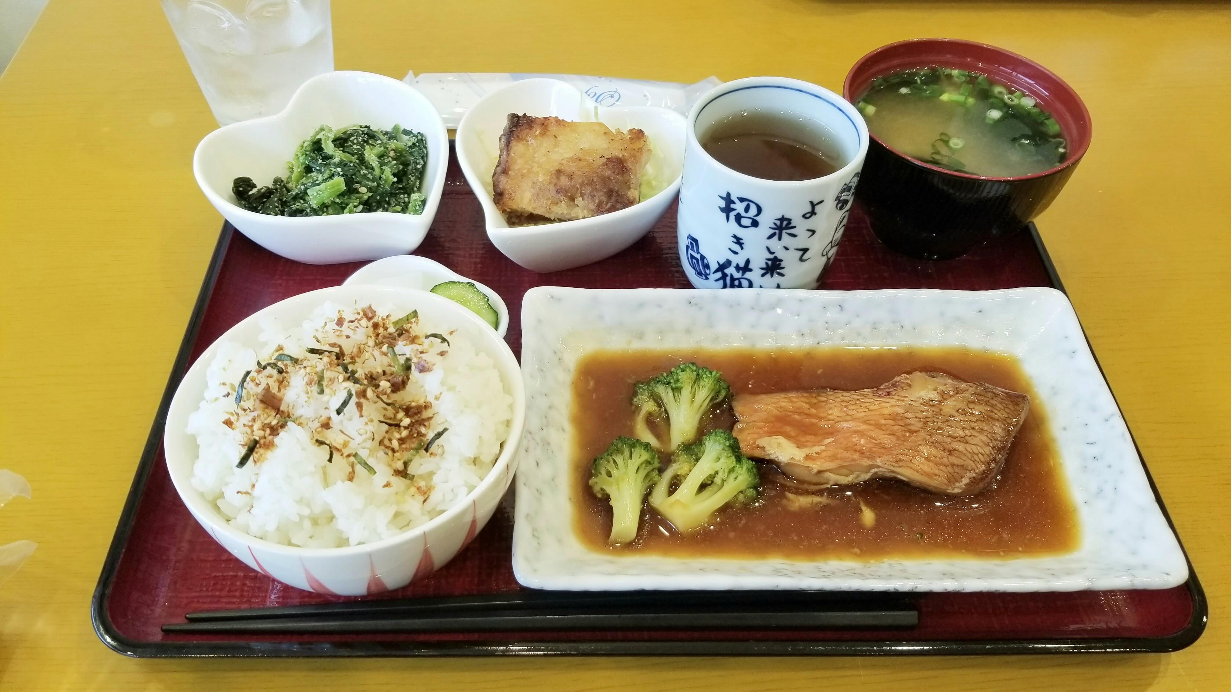 おいしいワンコインランチおすすめグルメ愛媛県カフェ喫茶こころ