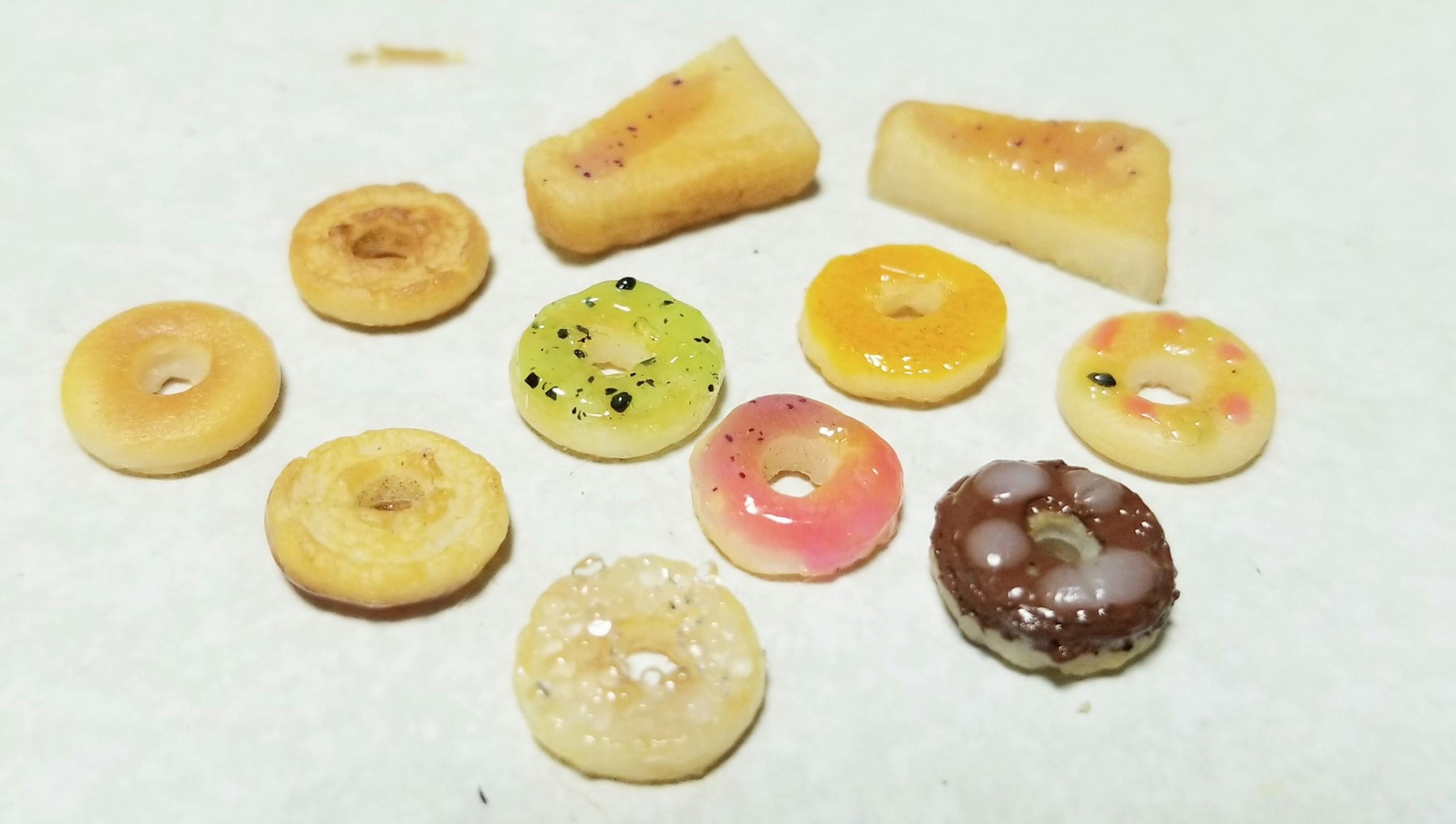 フェイクフード食品サンプルかわいい大好き作り方おすすめブログ人気