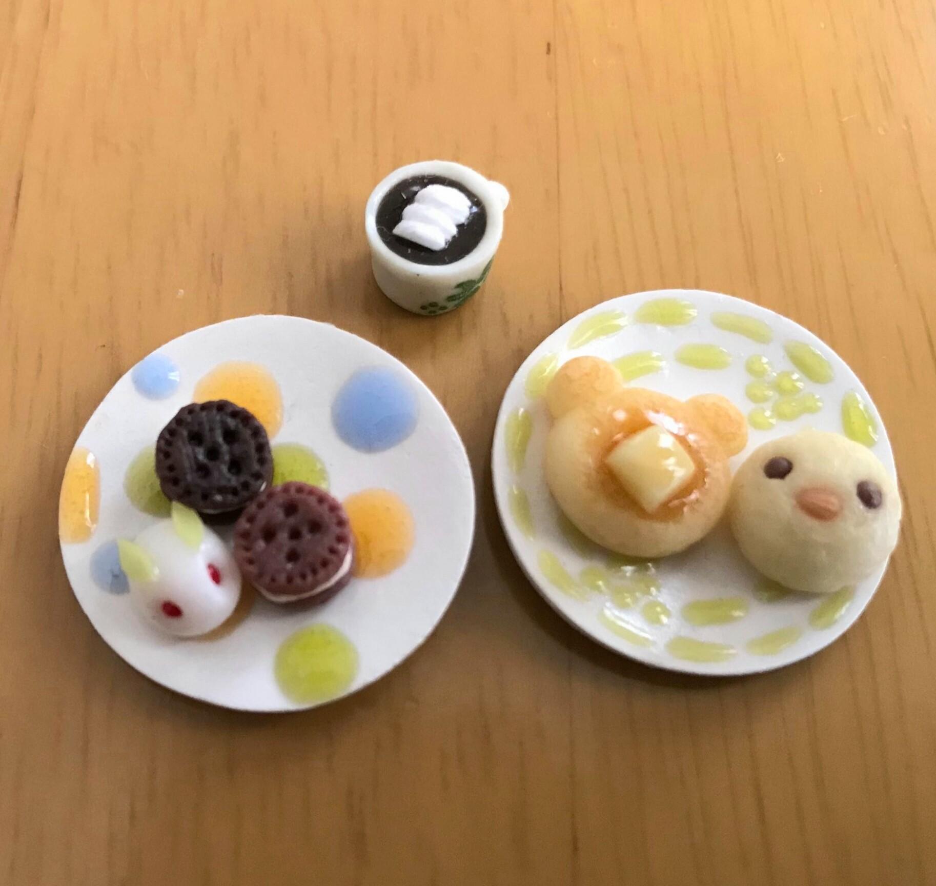 ミニチュアフードかわいいドール用小物手作りおすすめ人気商品ミンネ