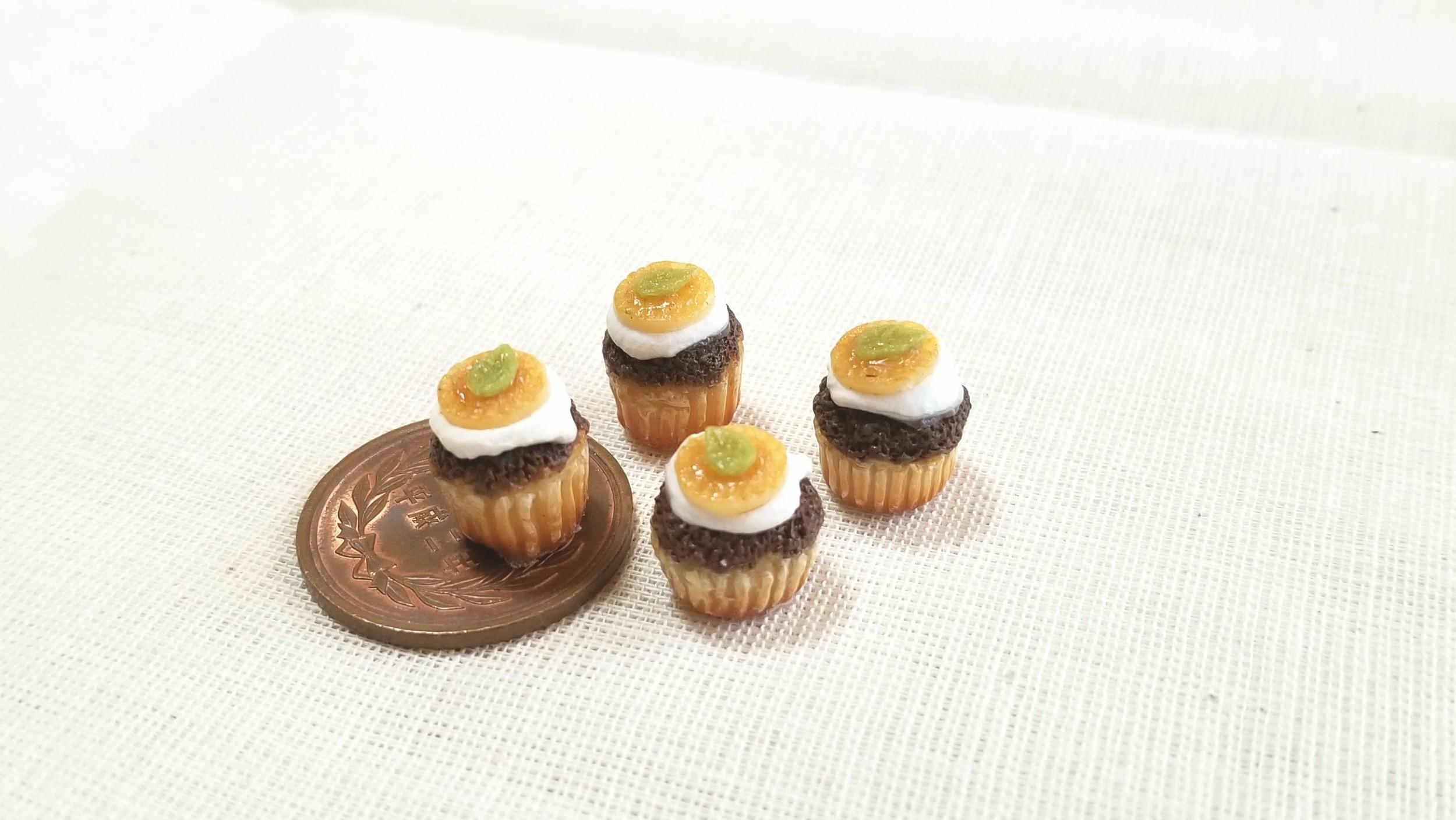 カップケーキ,クッキー,ミニチュア,キューポッシュ,プーリップ