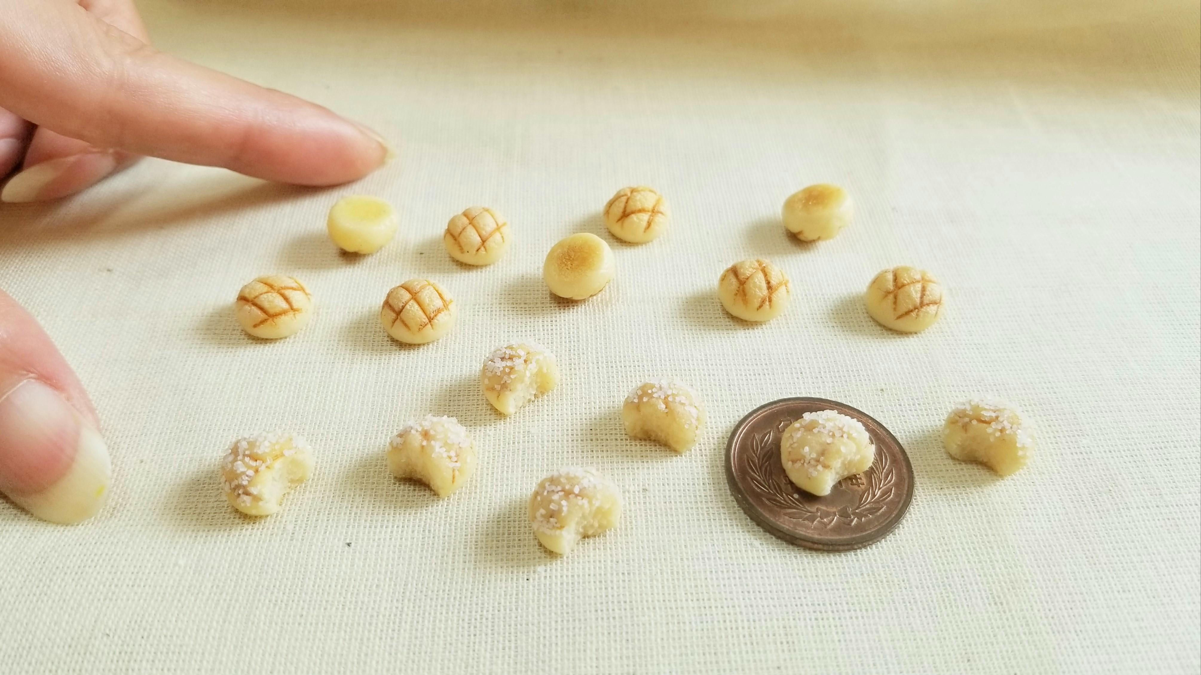 小さな世界ミニチュアのかわいい小物指先サイズ楽しいおすすめブログ
