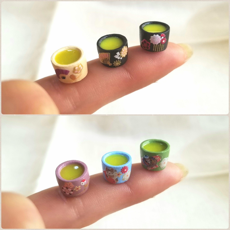 ミニチュアお抹茶,お茶会,茶道家,裏表千家,美味しいお茶,日本の心